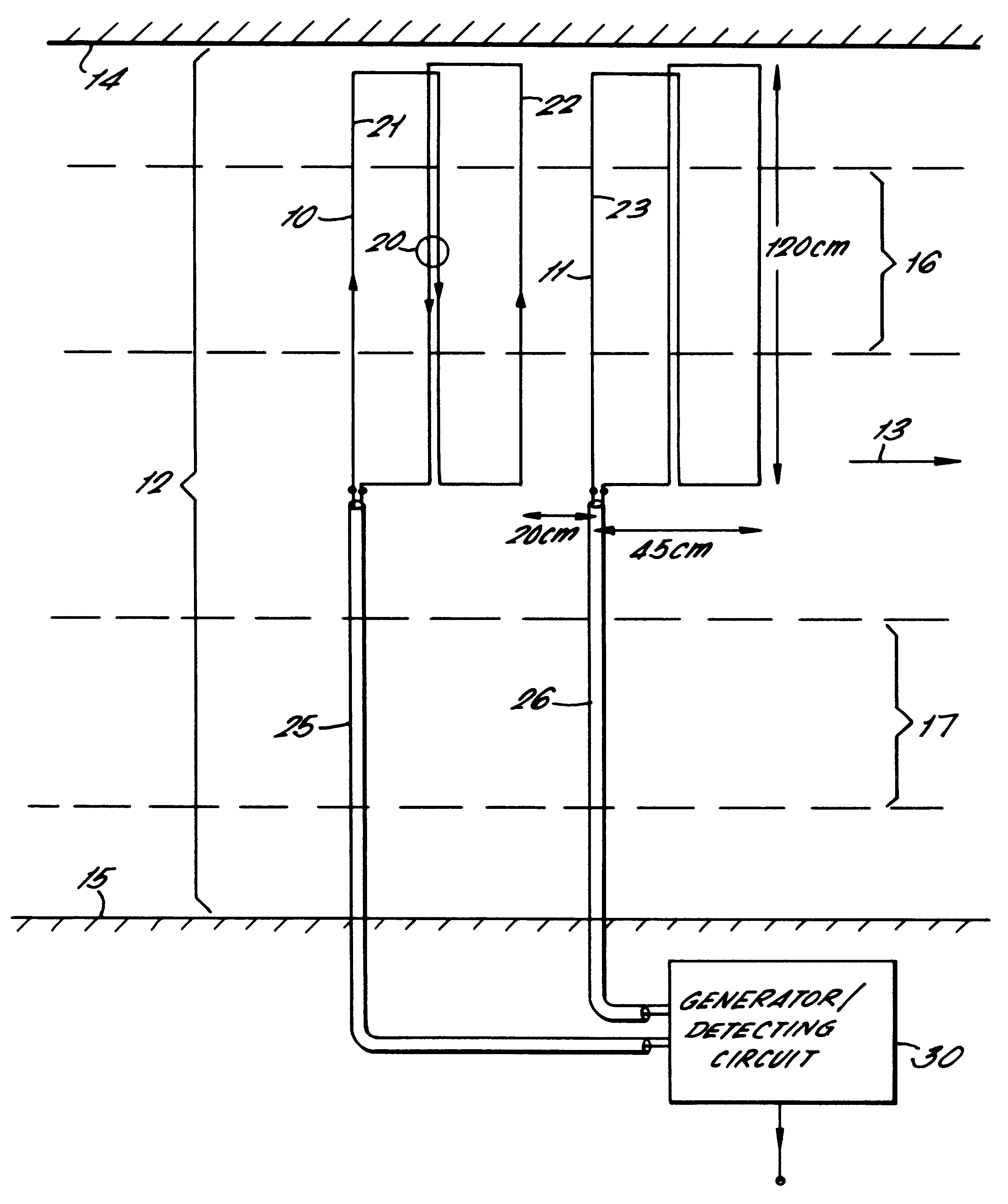 loop detector wiring diagram wiring diagram patent us6337640 inductive loop sensor for traffic detection us06337640 20020108 d00000 trafficware detector wiring diagram