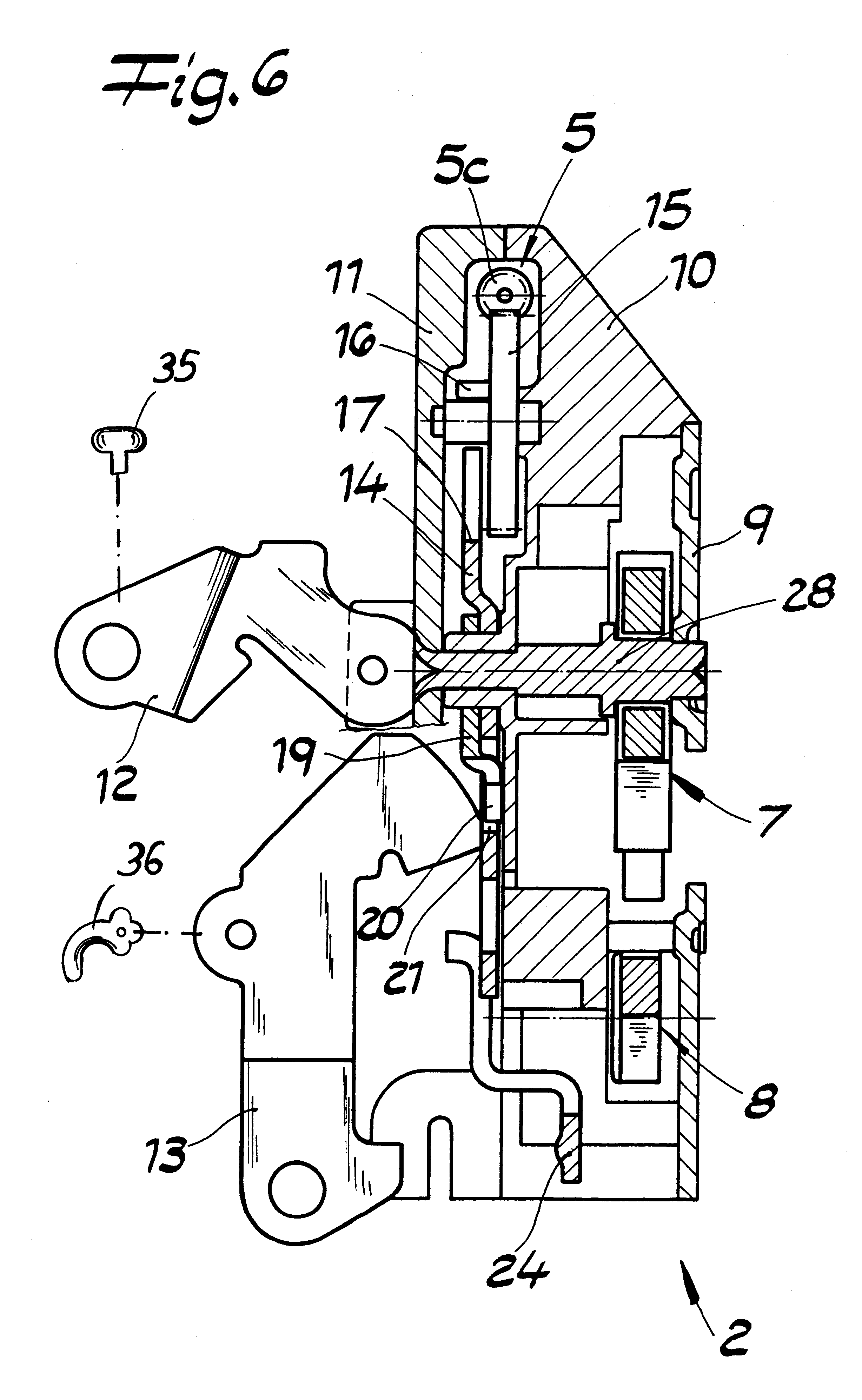 Patent US6338508 - Motor-vehicle latch system with power open