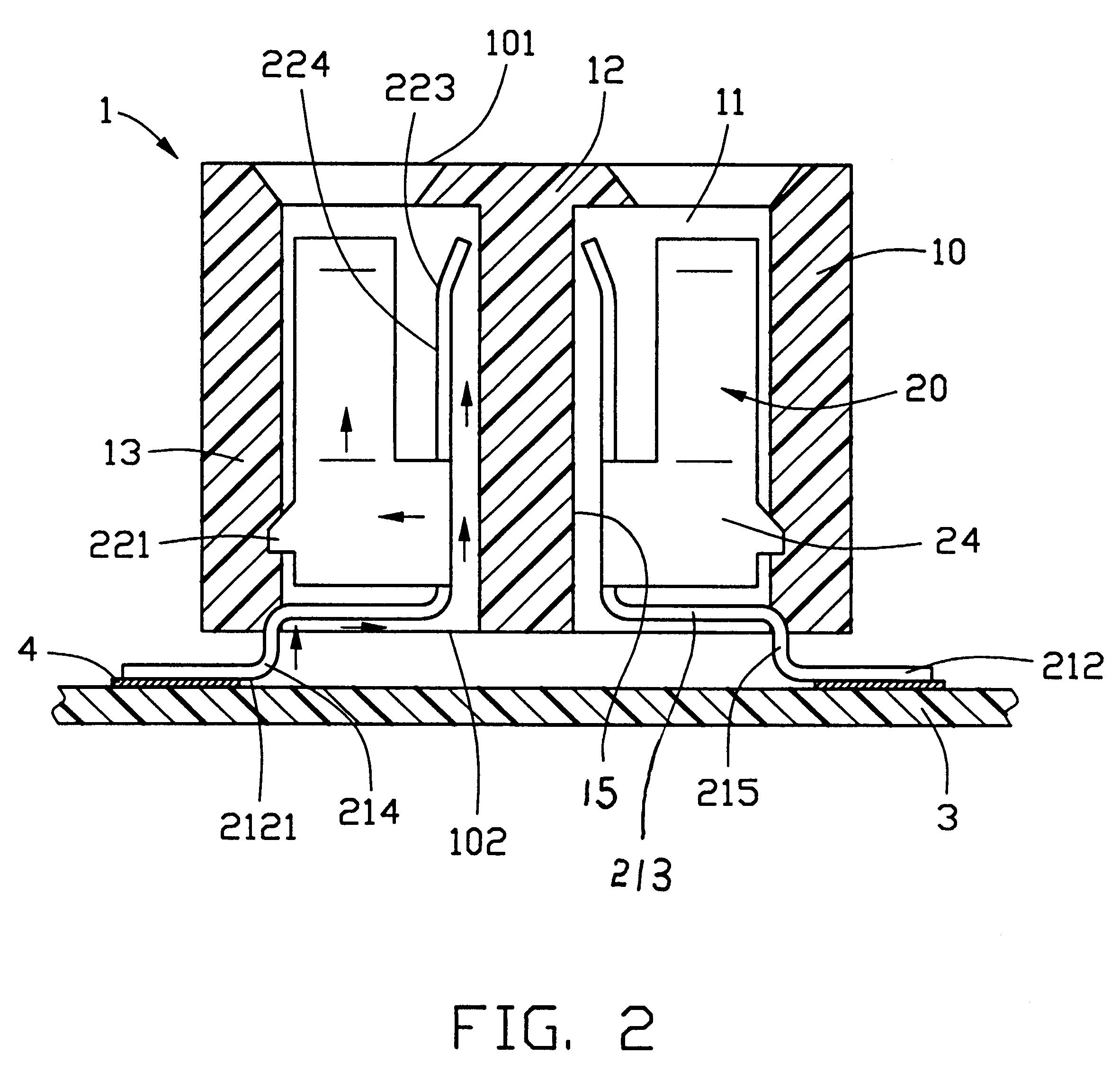 patent us6338634