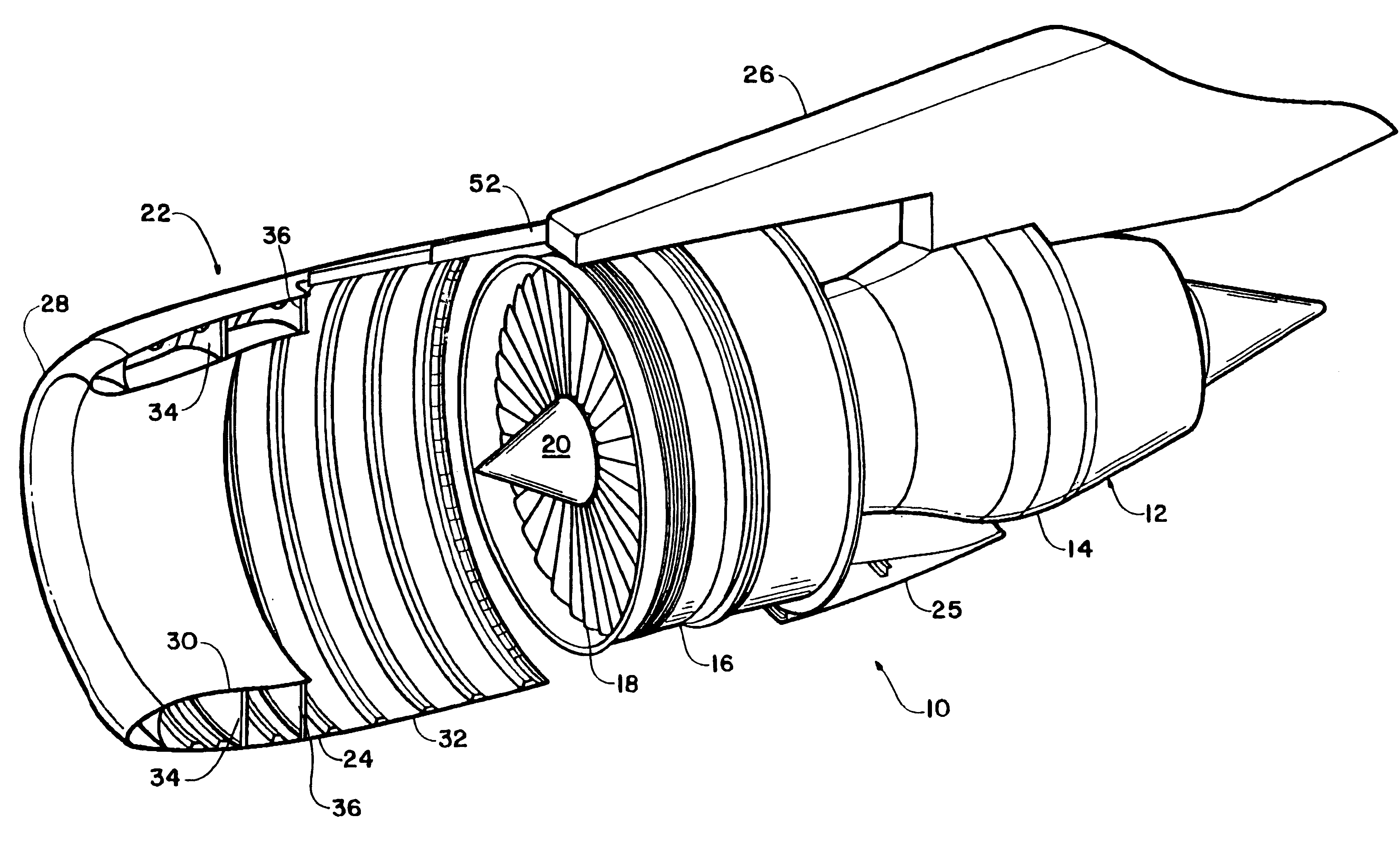 Patent Us6340135 Translating Independently Mounted Air