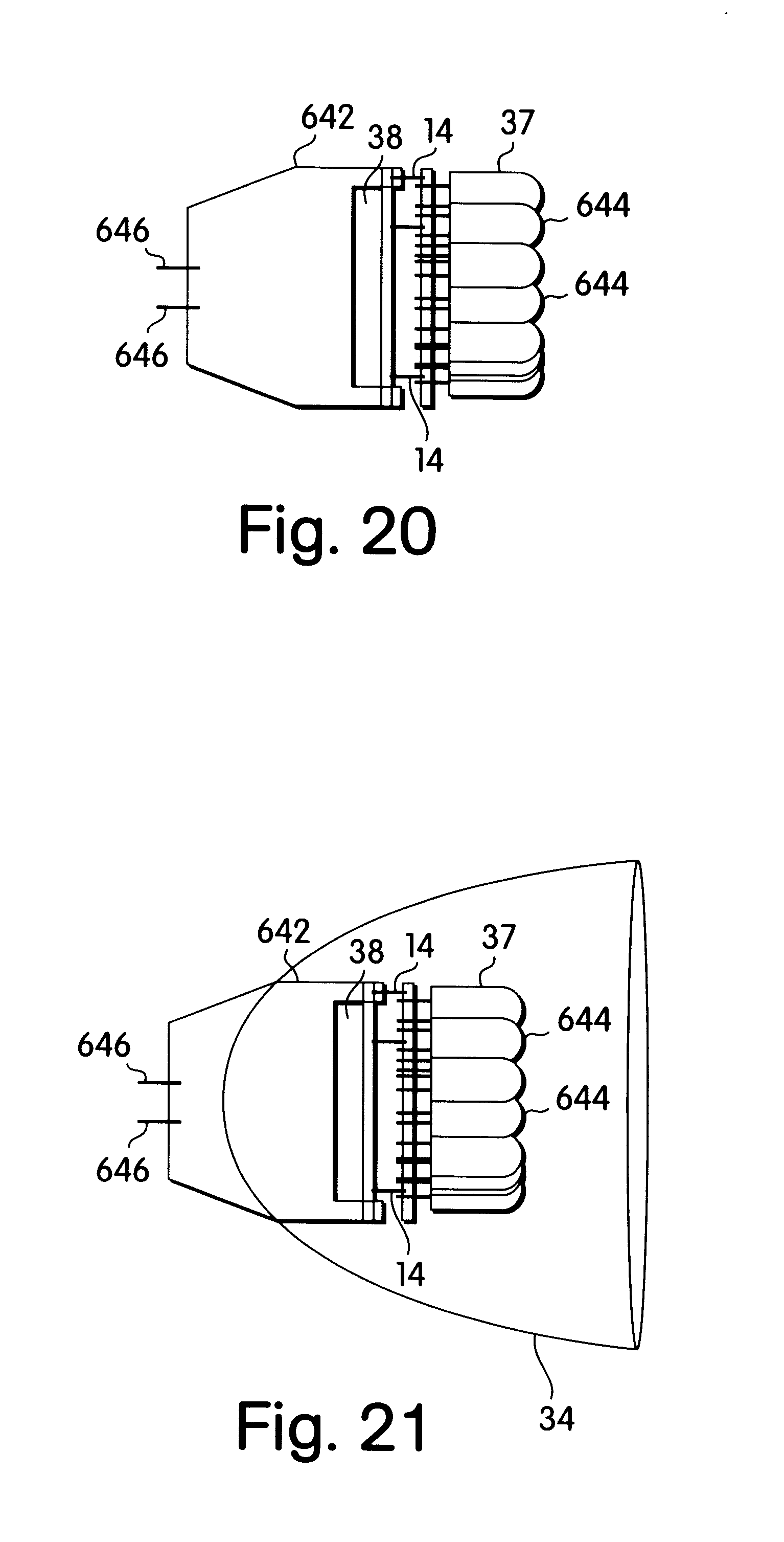Patent Us6340868 Illumination Components Google Patentsuche Simple Ic 555 Automatic Bedroom Night Lamp Circuit Diagram Image Drawing