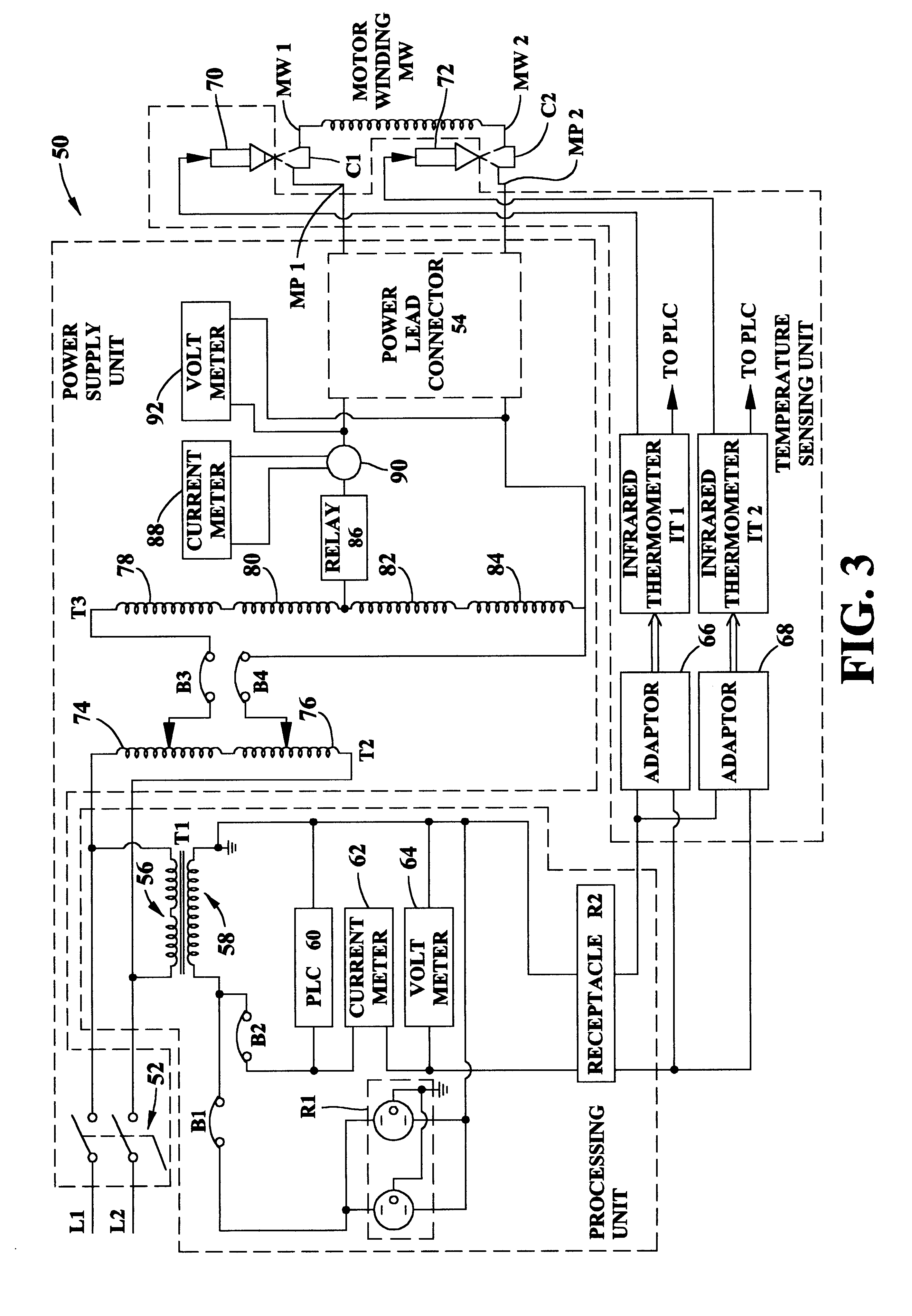 As440 Avr Wiring Diagram 24 Images Function Generator Schematic In Addition Circuit At Cita 150 Kw General Motors Lp Natural Gas Patent Us6343259 Methods And Apparatus For Electrical Connection