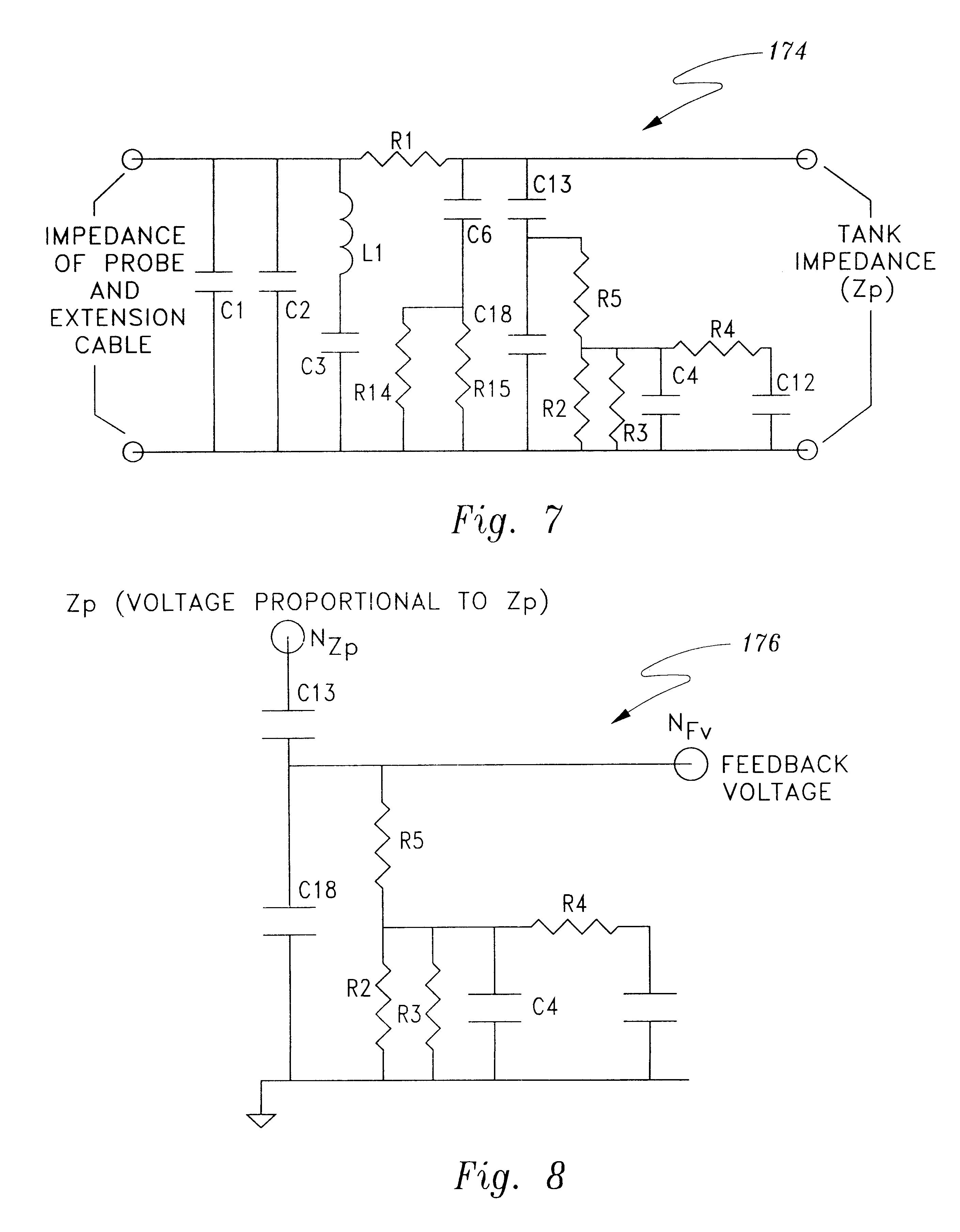 Eddy Current Analog : Patent us digital eddy current proximity system