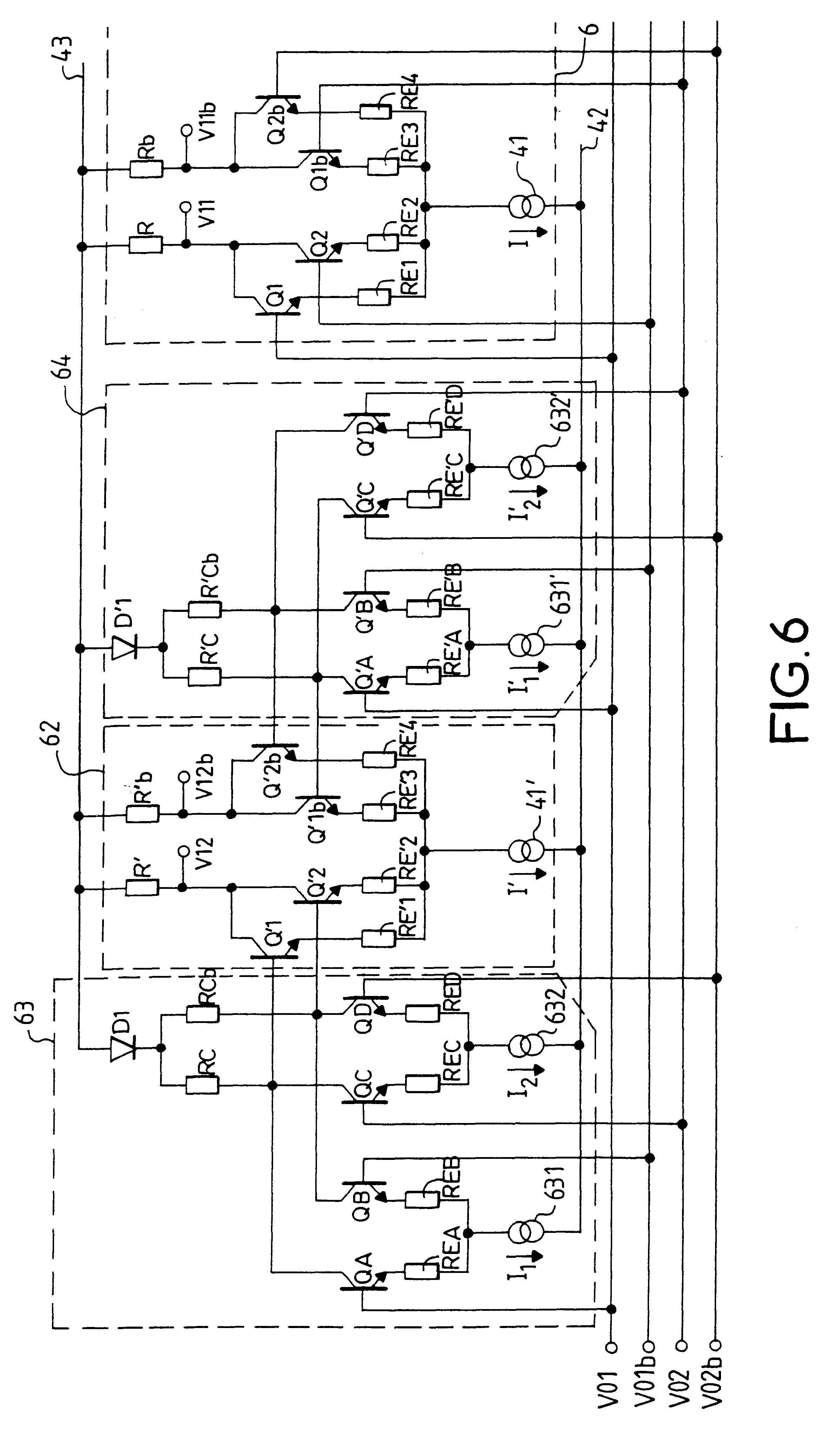 Patent US6346904 Aliasing circuit and series interpolation cell – Le9 Wiring Diagram