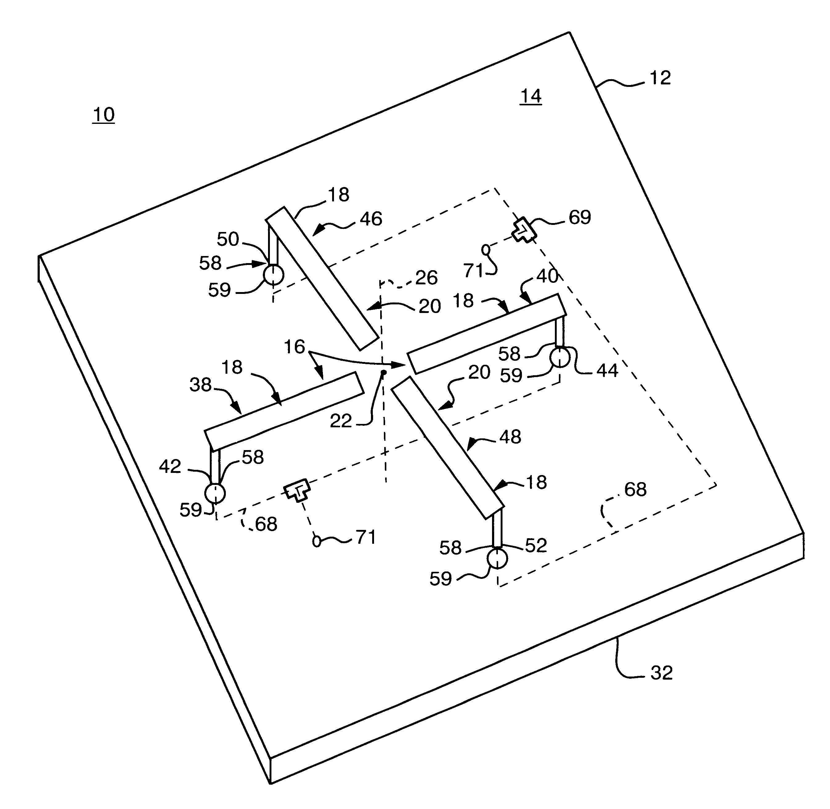 patent us6356242 - crossed bent monopole doublets