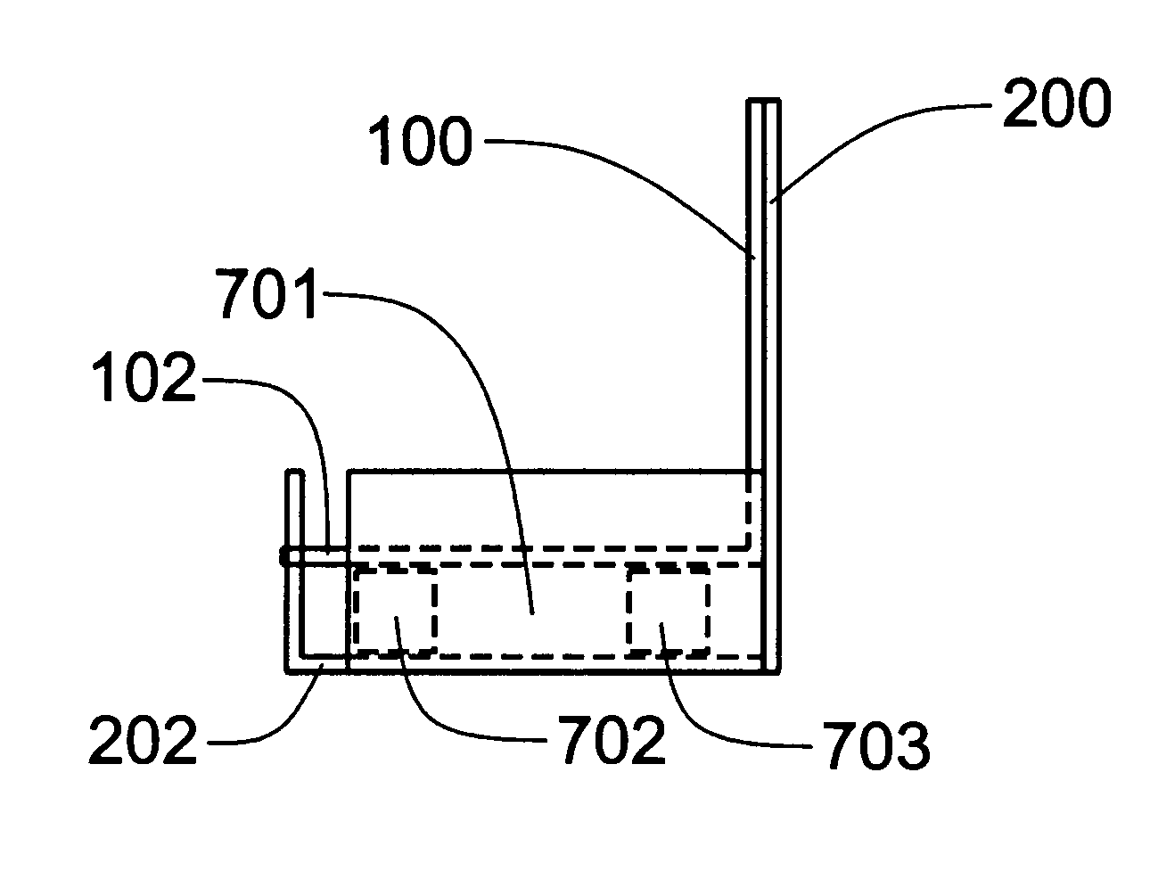 Patent Us6359538 Bracket Assembly For Mounting A Reed Switch And Wiring Power Window Switches Likewise 3 Wire Proximity Sensor Drawing