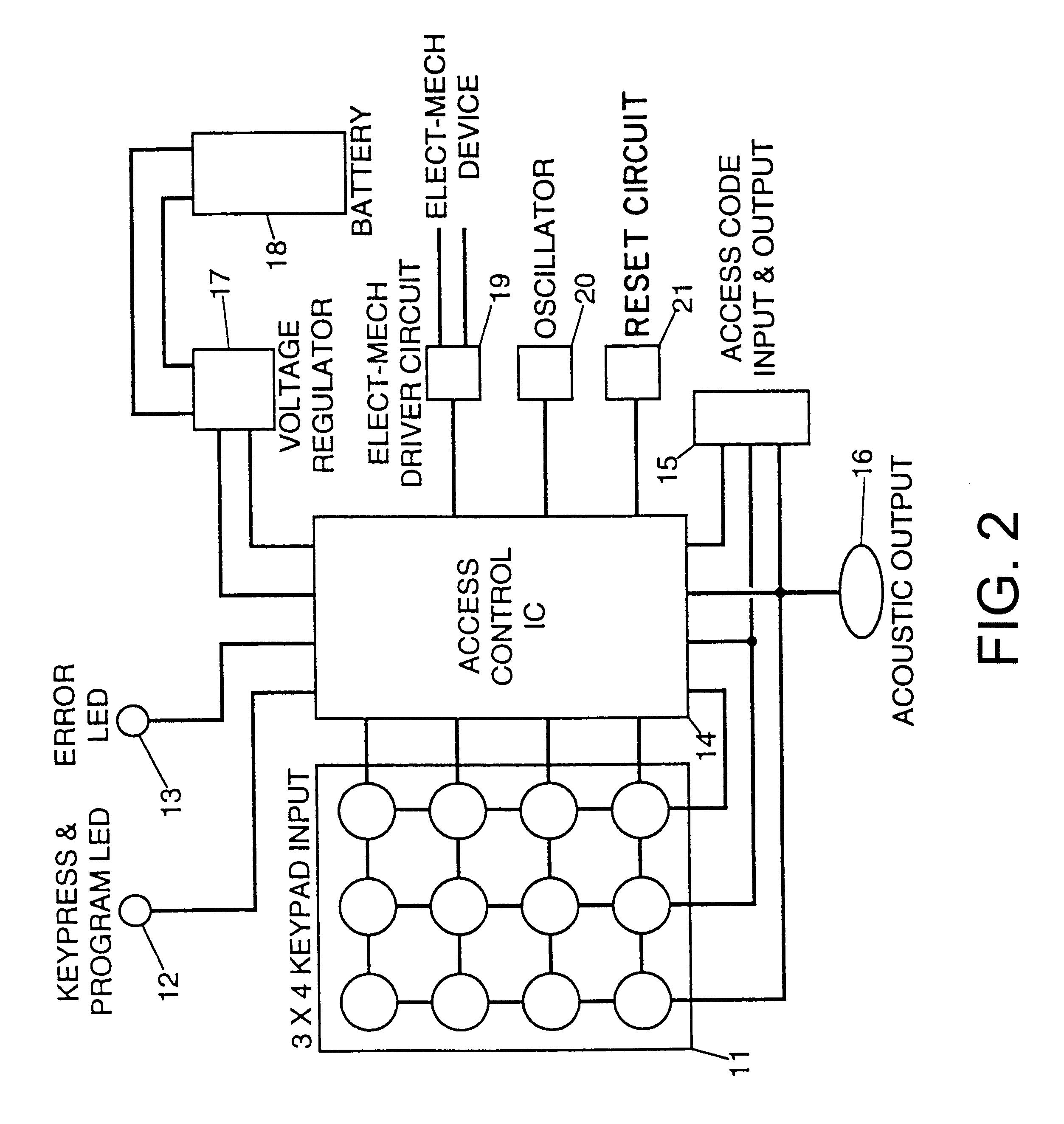 patent us6359547