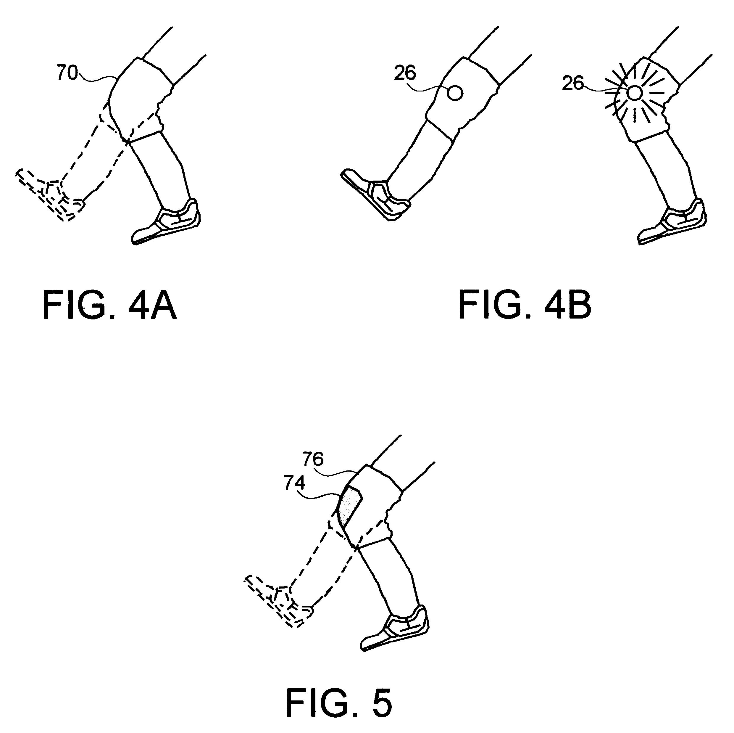 Patent Us6360615 Wearable Effect Emitting Strain Gauge