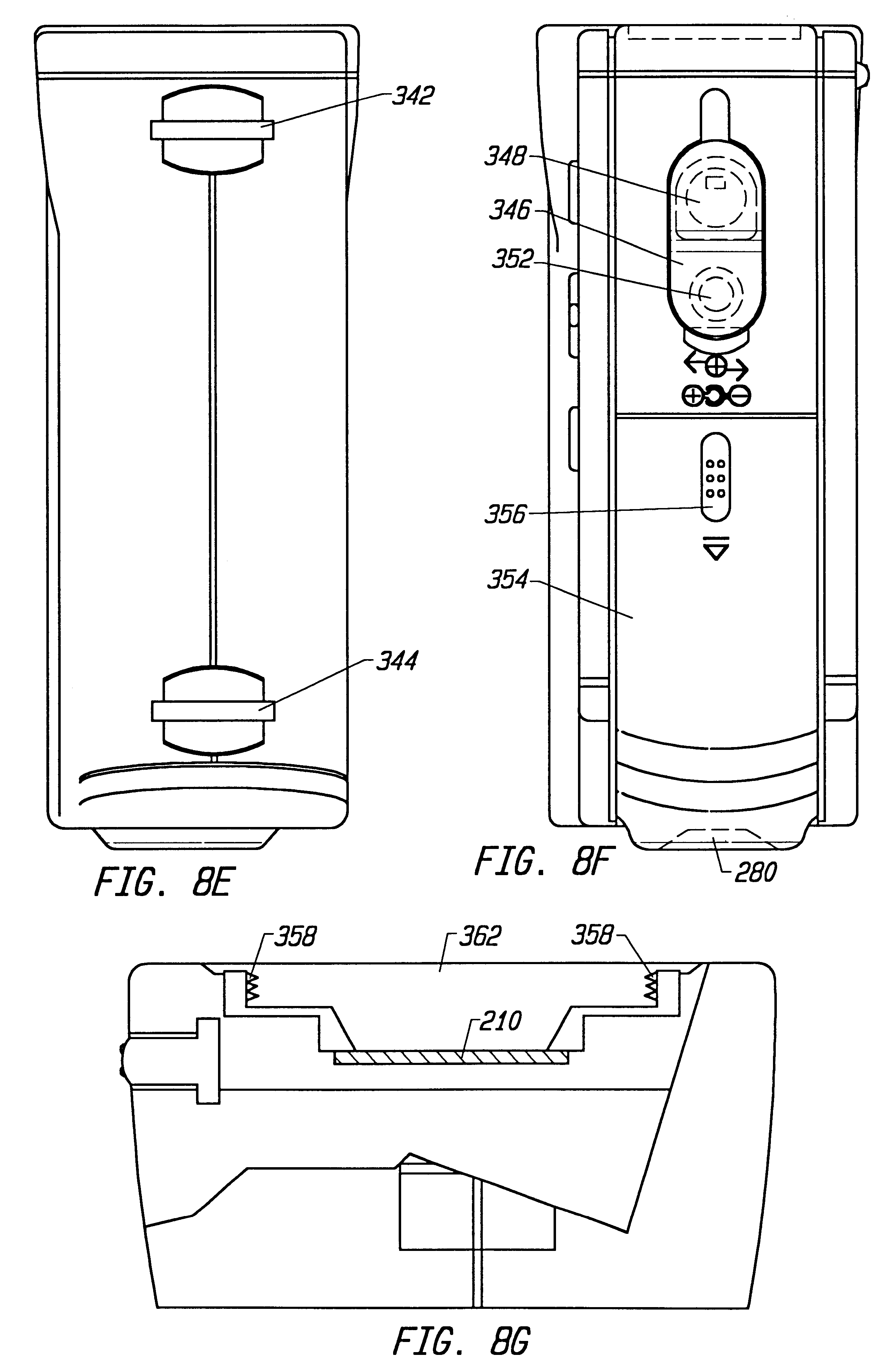 Patent Us6362851 Digital Camera With Separate Function And Option Logitech Z 640 Circuit Diagram Drawing