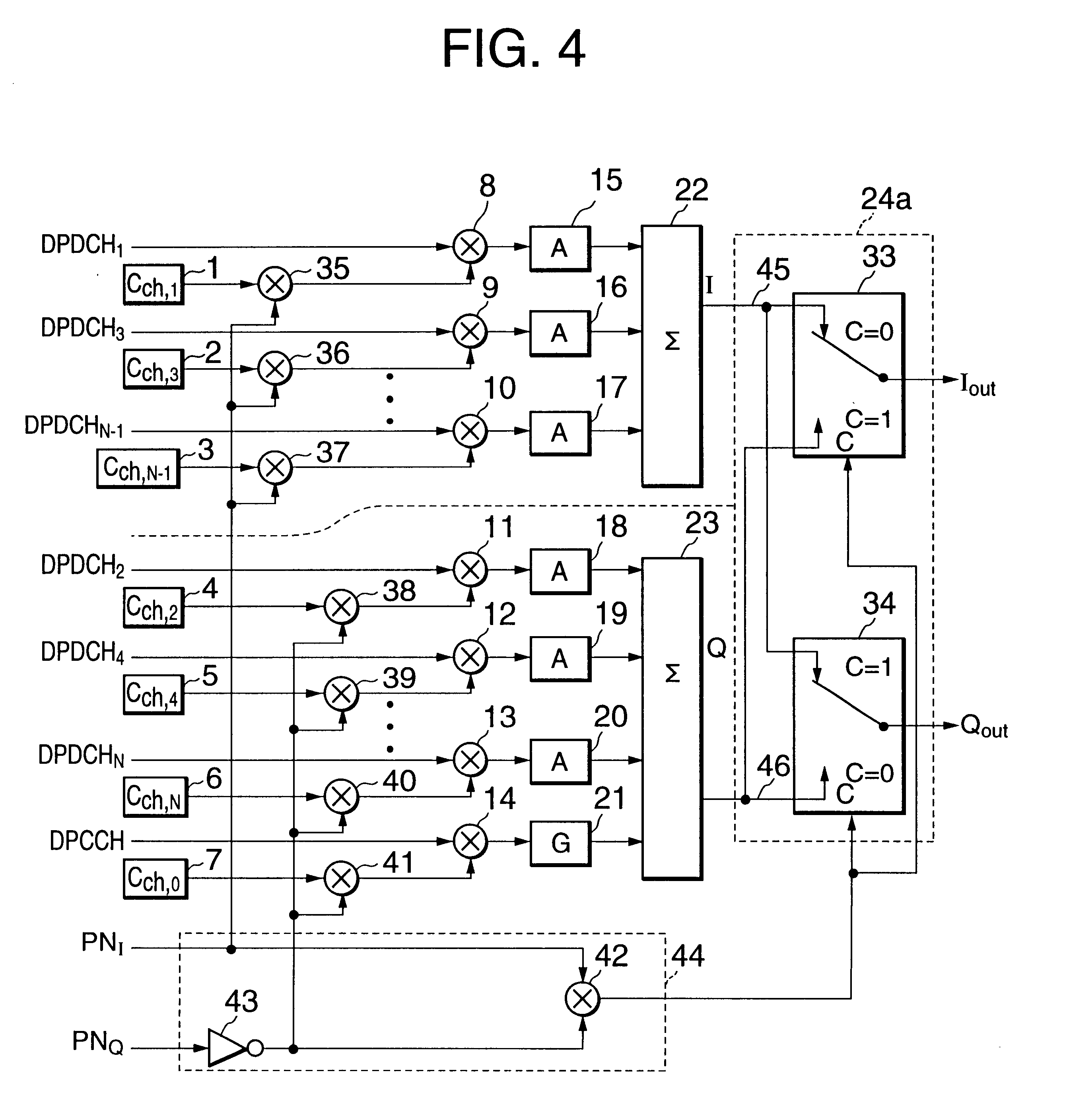 patent us6373880 - frequency modulation circuit