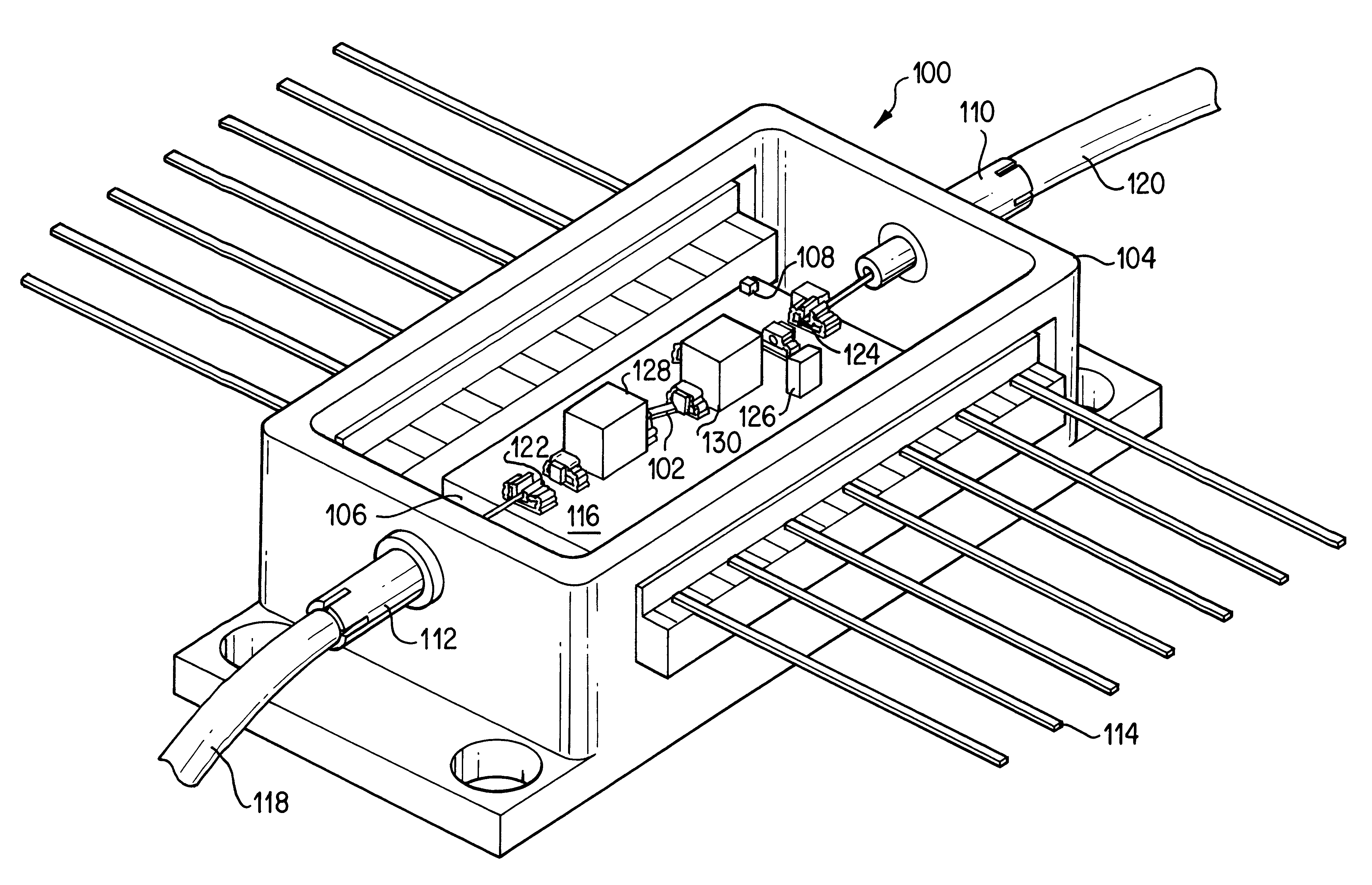 Patent Us6381066 Integrated Semiconductor Optical