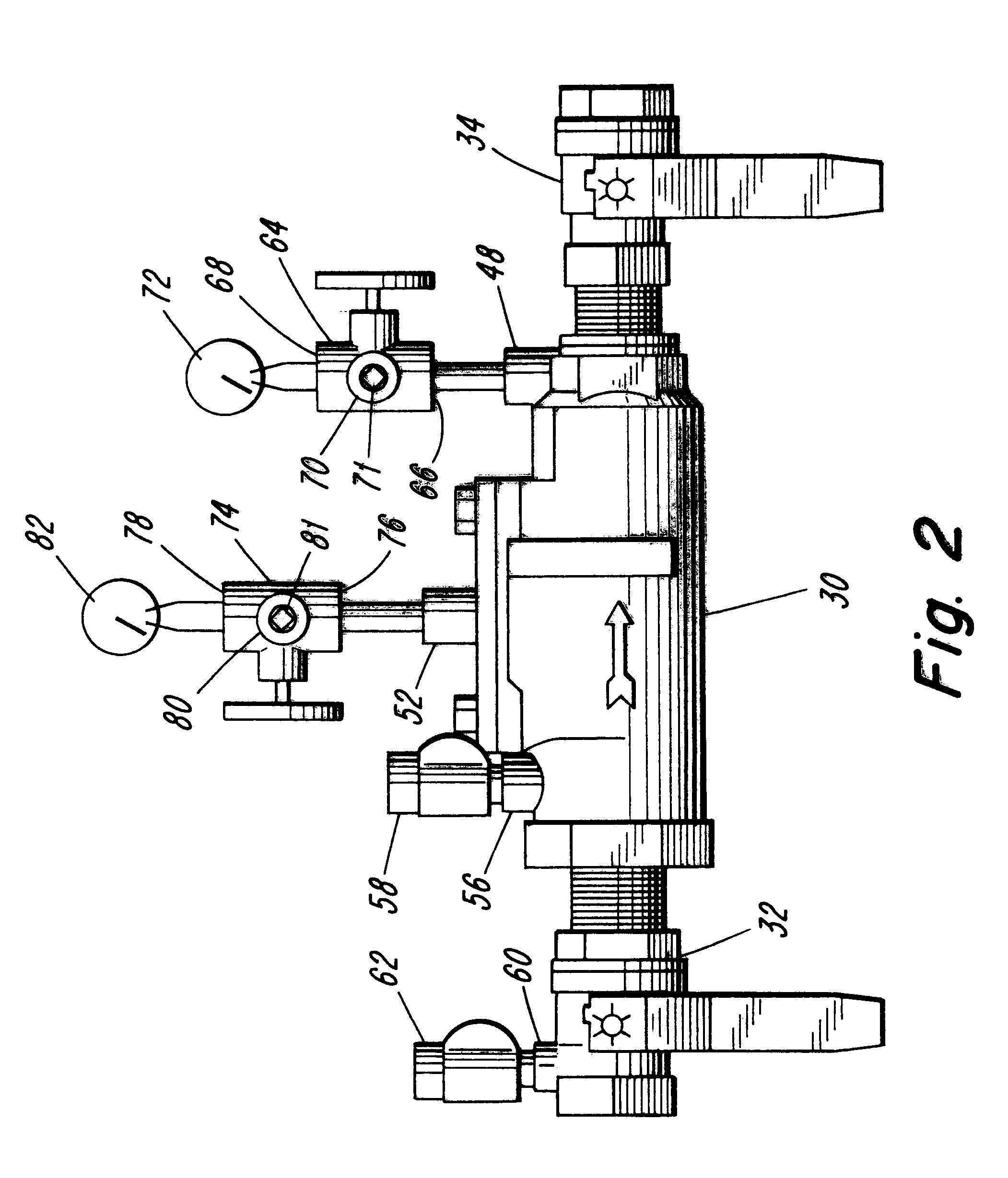 Patent Us6396404 Double Check Valve Assembly For Fire