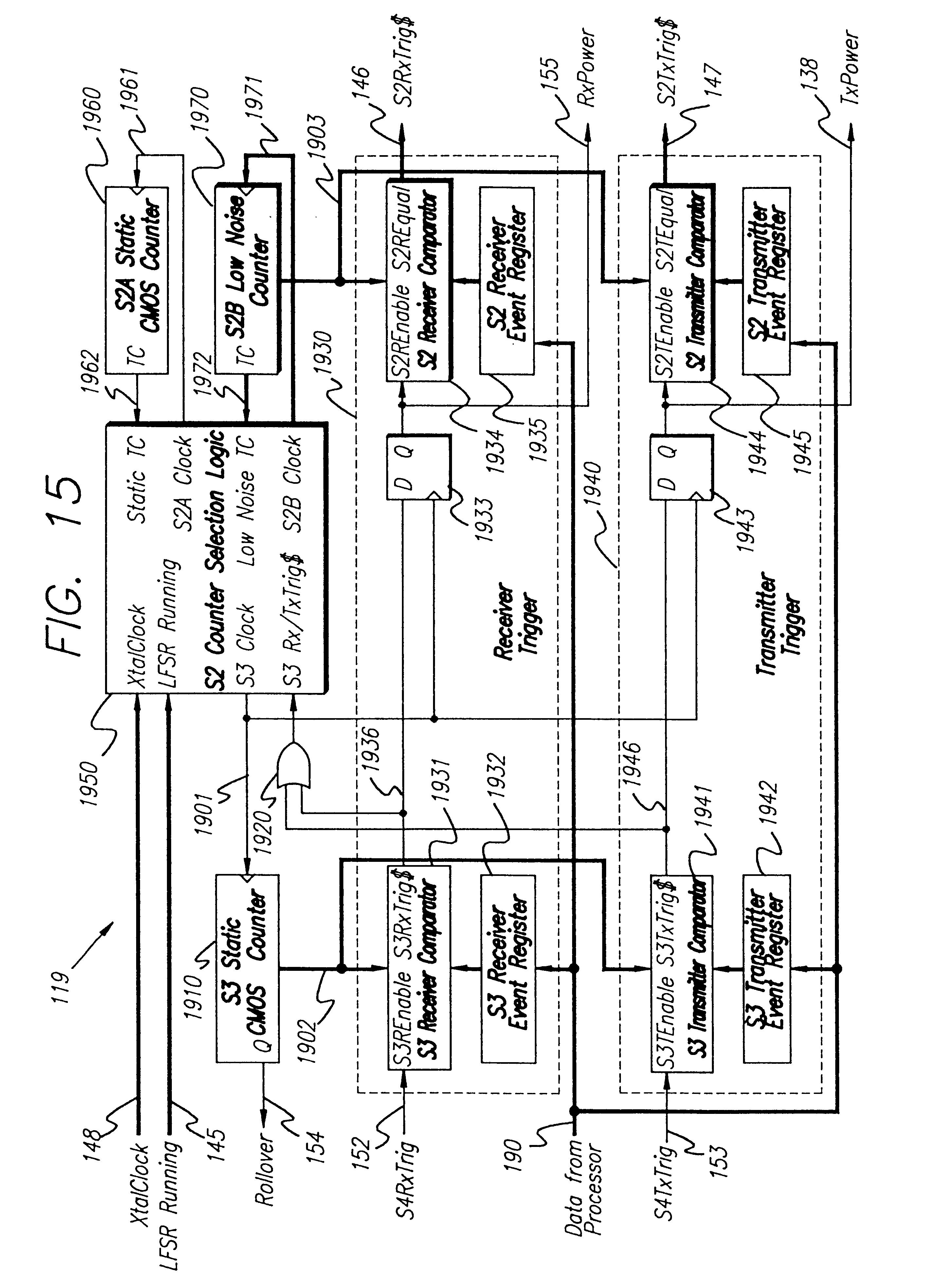 patent us6400754 - spread spectrum localizers