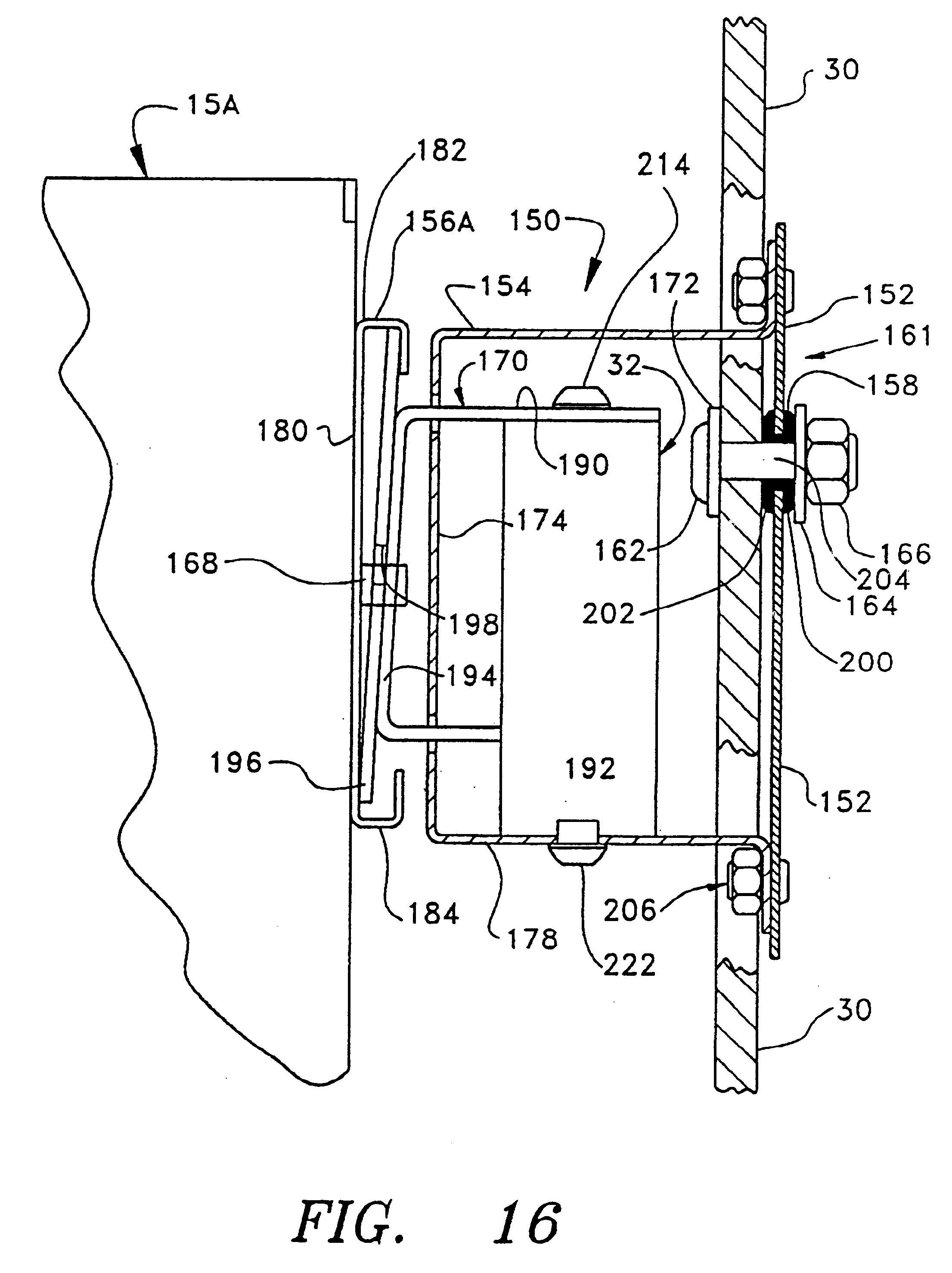 patent us6402363 - weigh scale blender