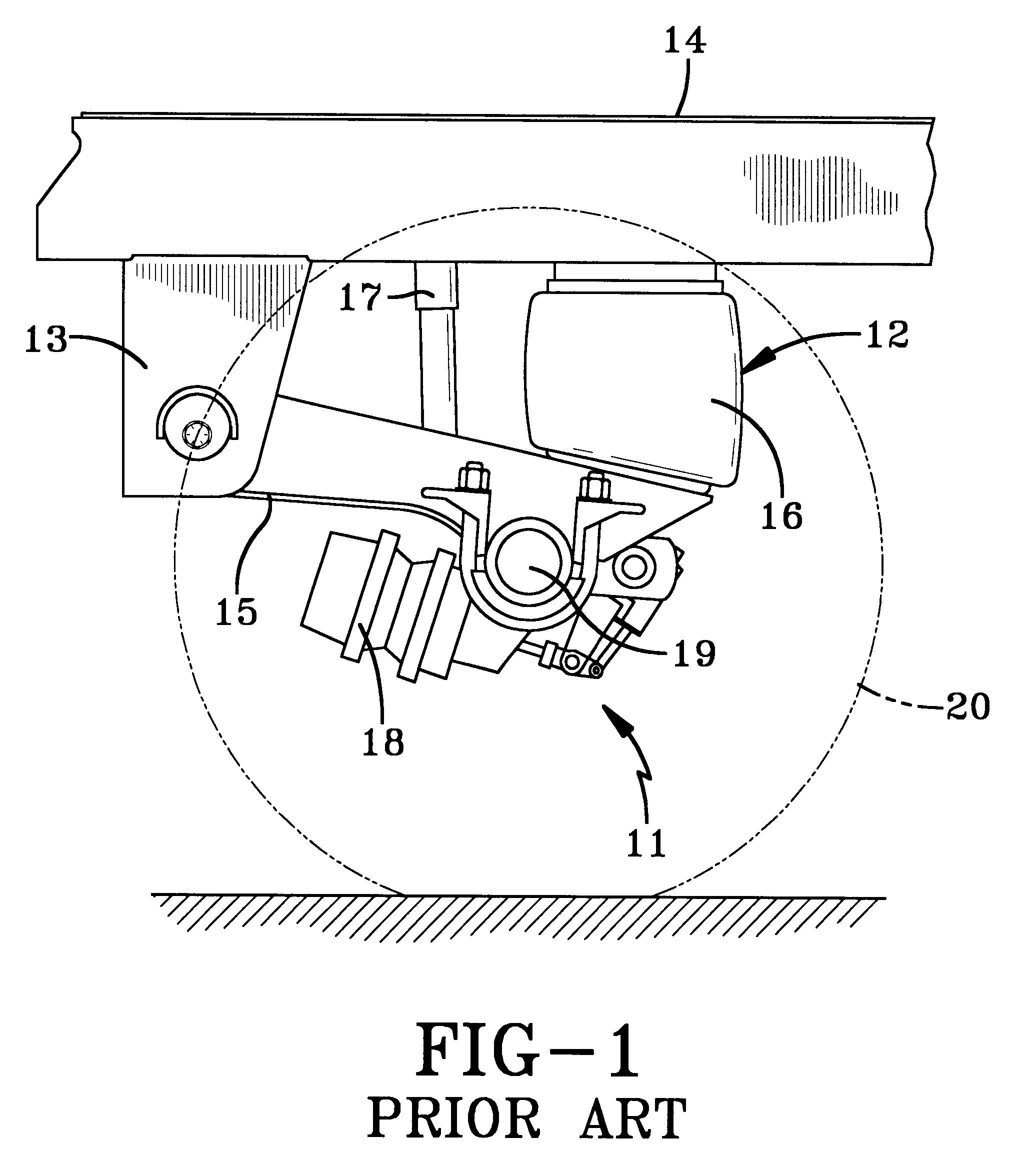 patent us6412789 - semi-trailer suspension air spring control system
