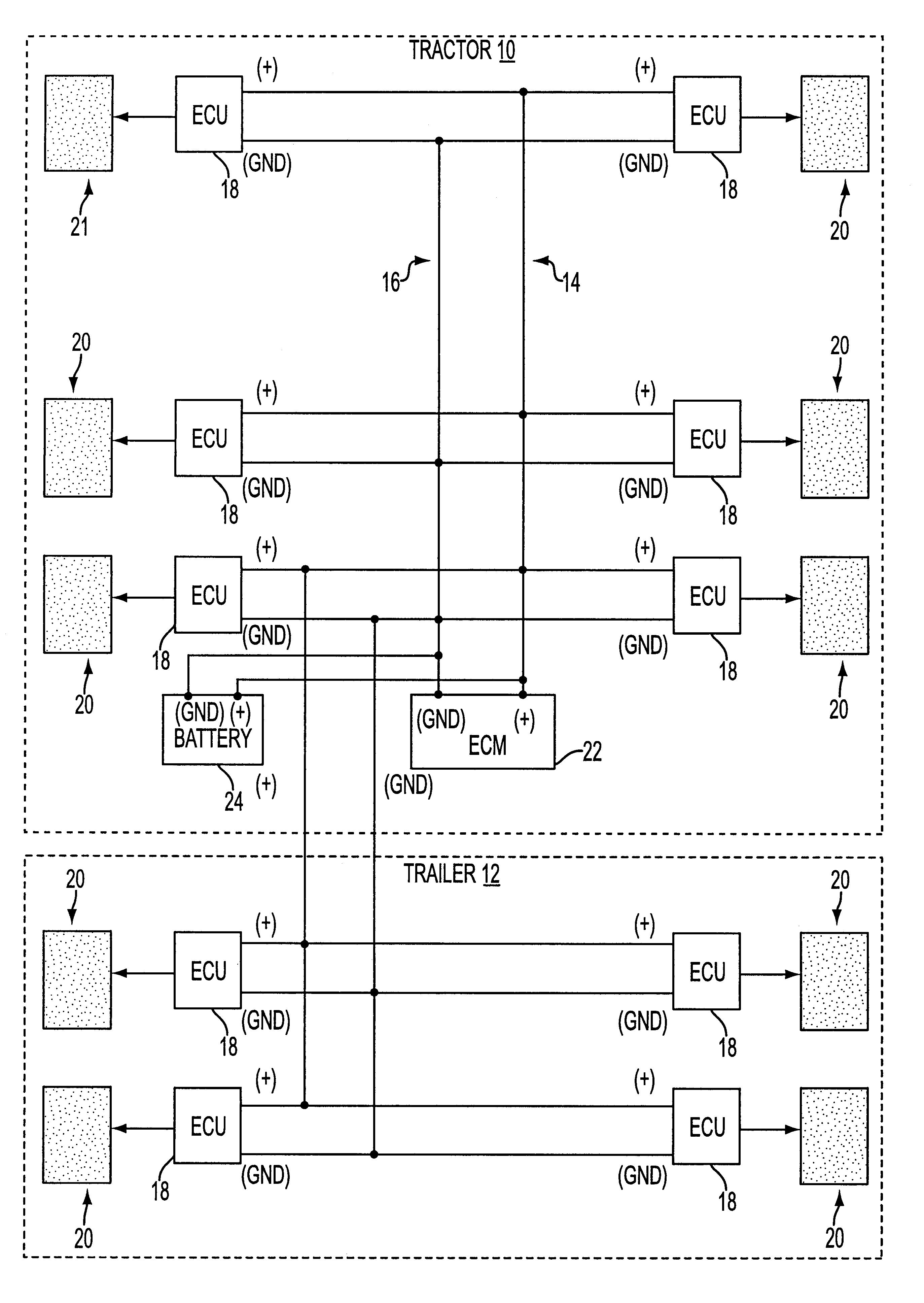 haldex semi trailer wiring diagram wiring diagram and ebooks • haldex semi trailer wiring diagram images gallery