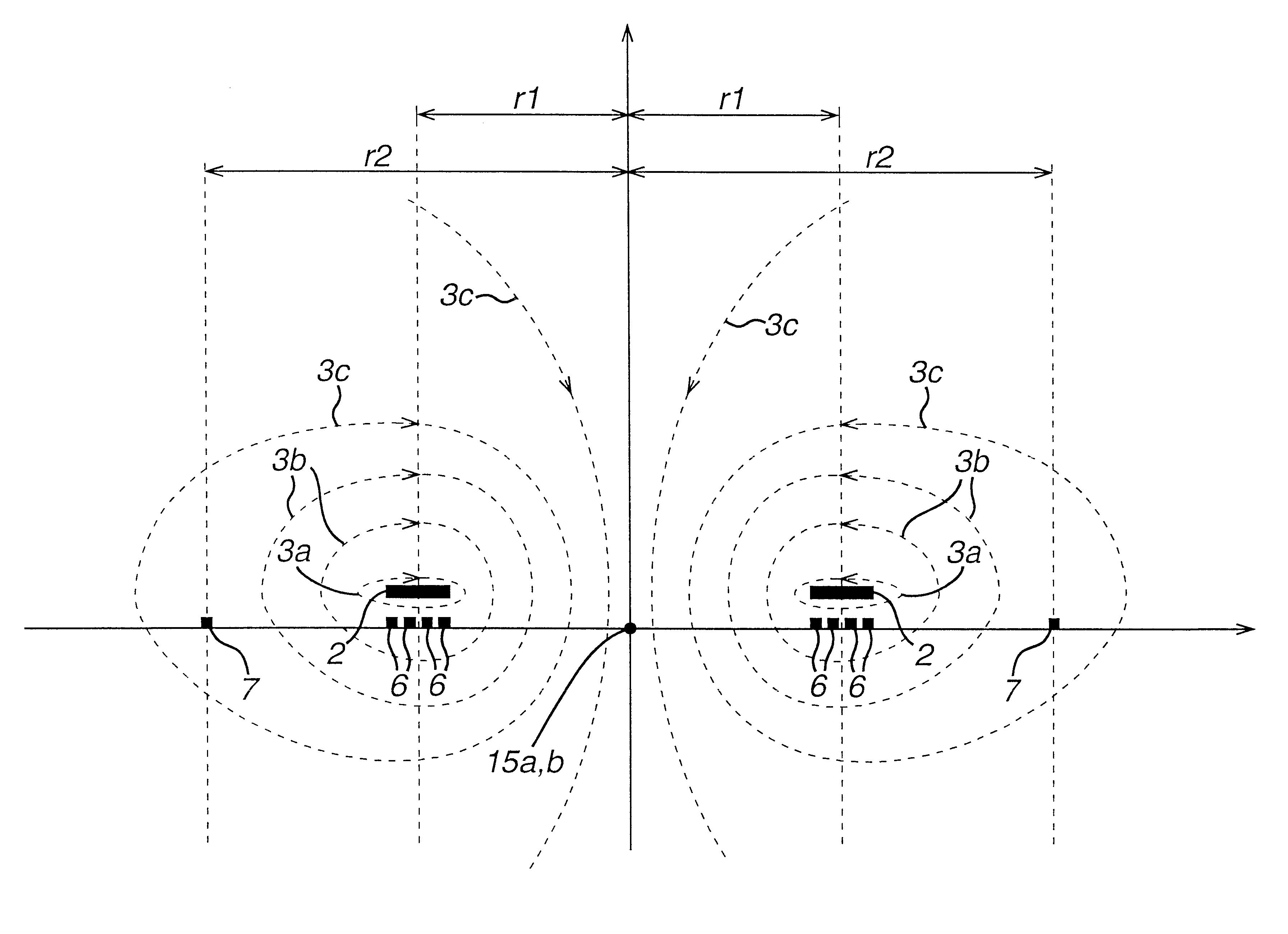 Patent Us6414475 Current Sensor Google Patents Eddy Circuit Diagram Including Drawing
