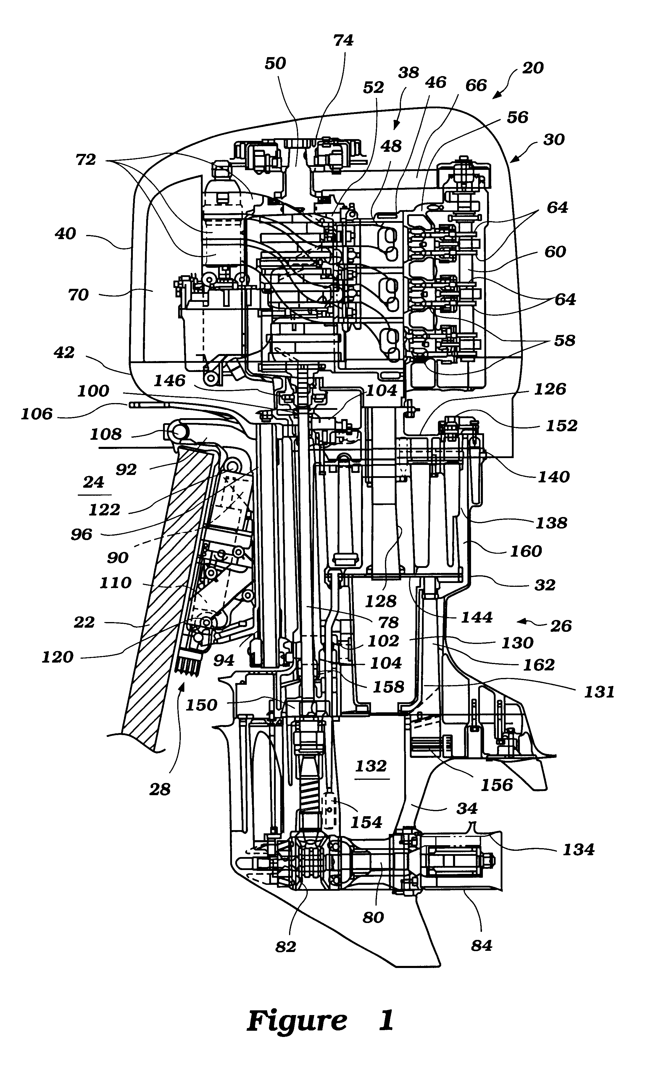 Cooling System Yamaha Outboard