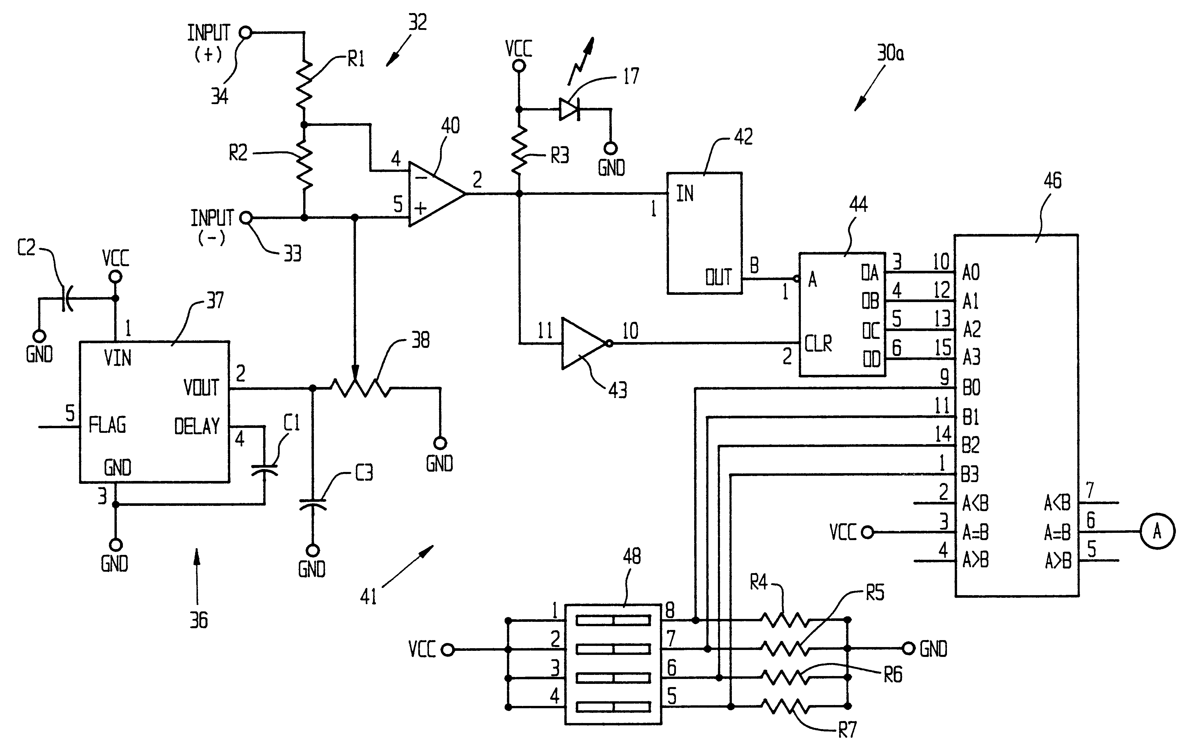patent us6420877 - continuity totalizer  analyzer