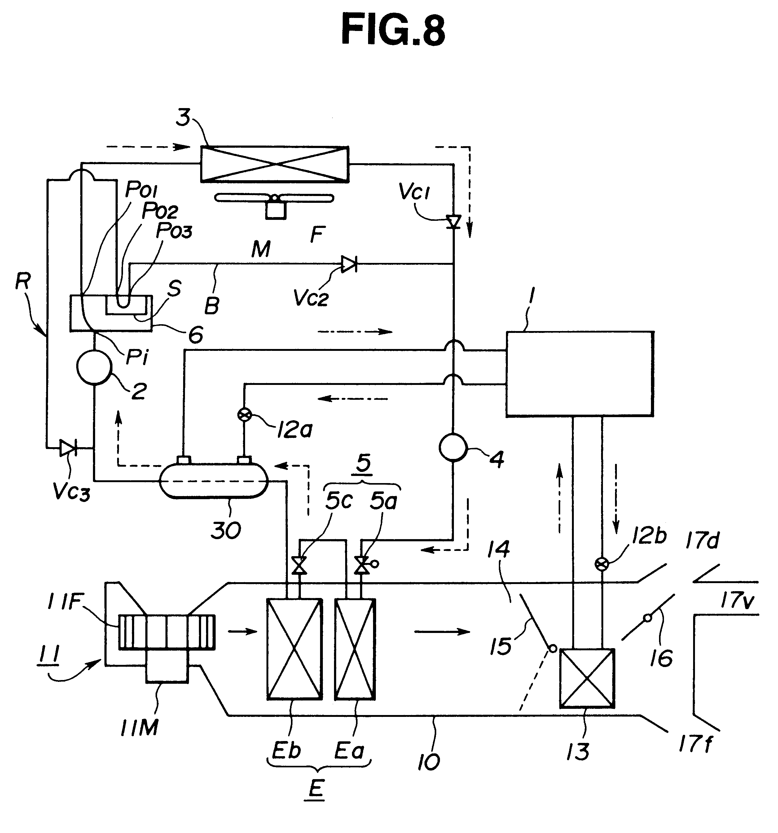 Electrical Wiring Diagrams For Air Conditioning moreover Air Cooled Engine Fan in addition Hvactechhangout in addition RV Fridge likewise Air Refrigeration Cycle Pdf. on heat pump and refrigeration cycle