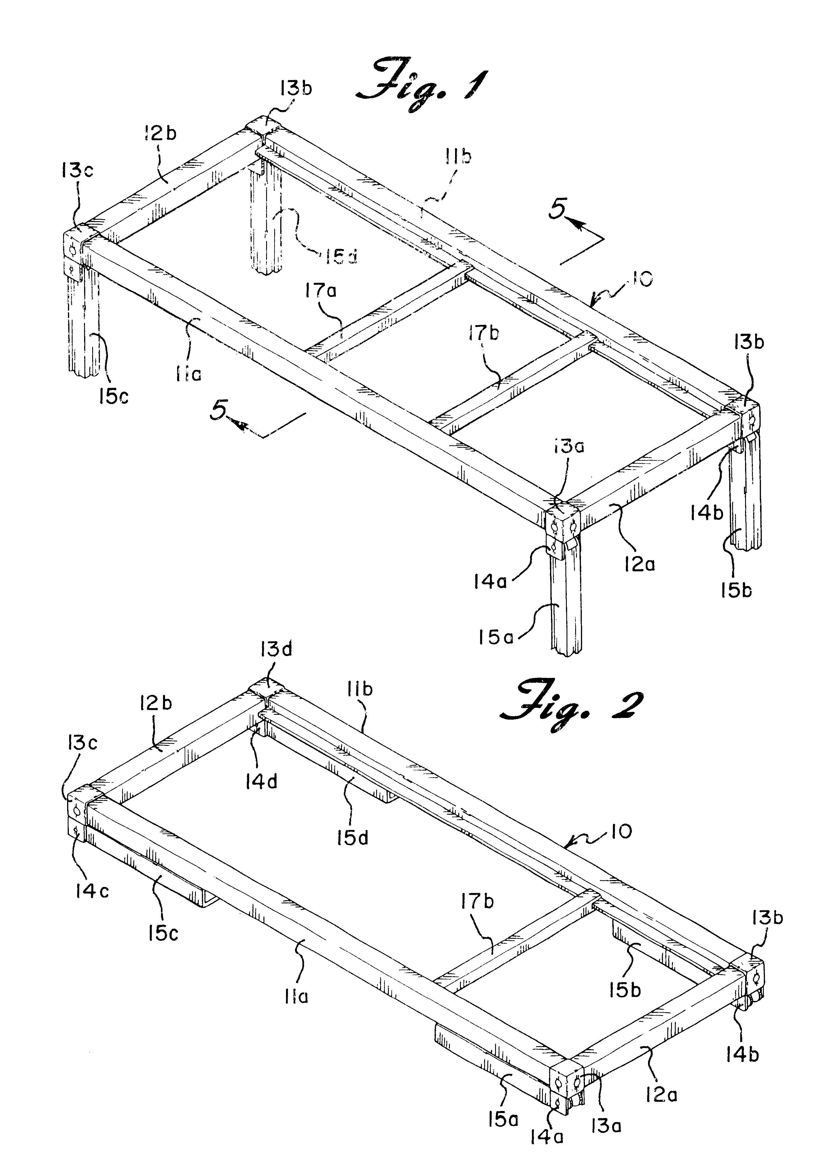 Patent Us6425558 Cargo Extension Frame Google Patents