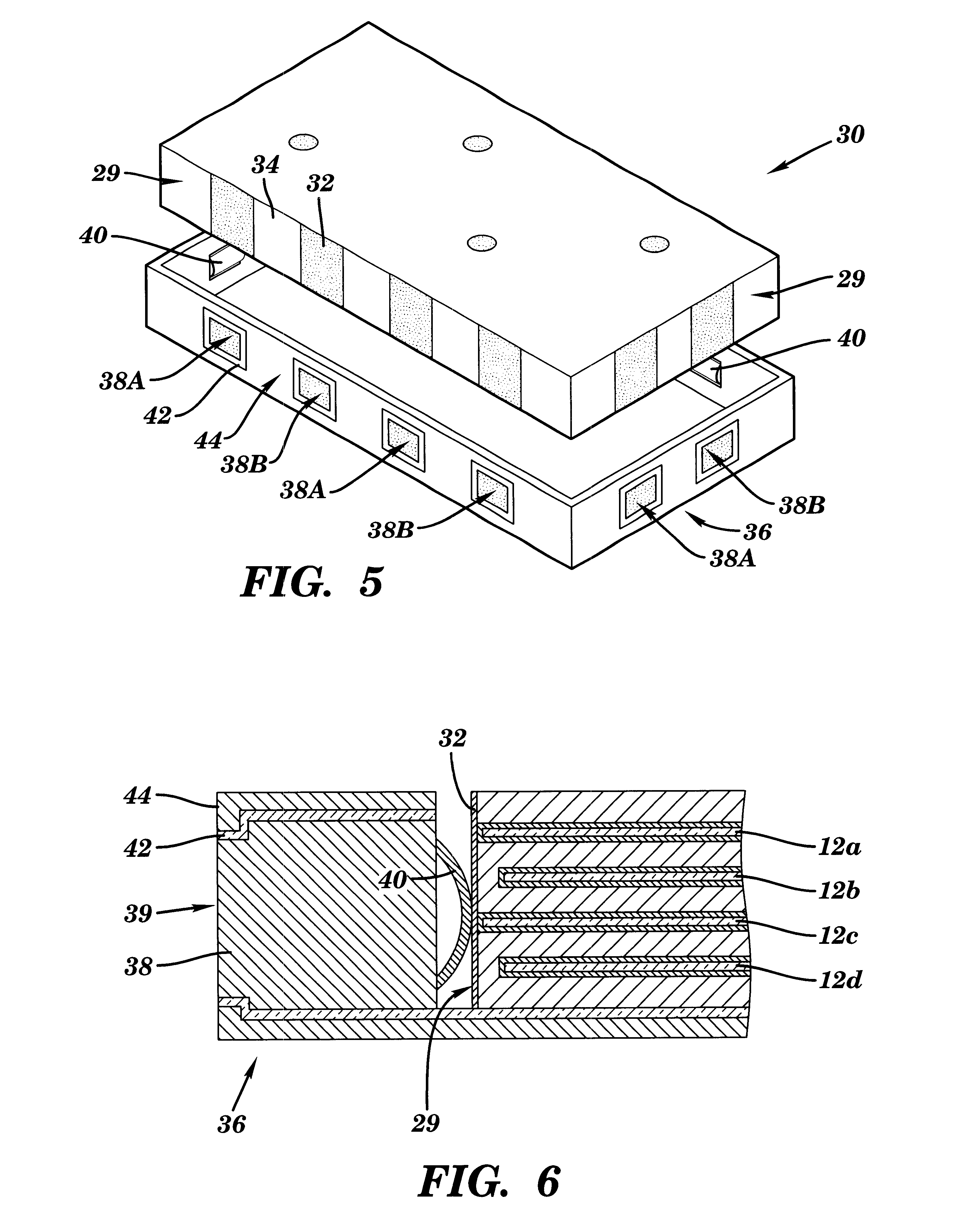 patent us6426466 - peripheral power board structure