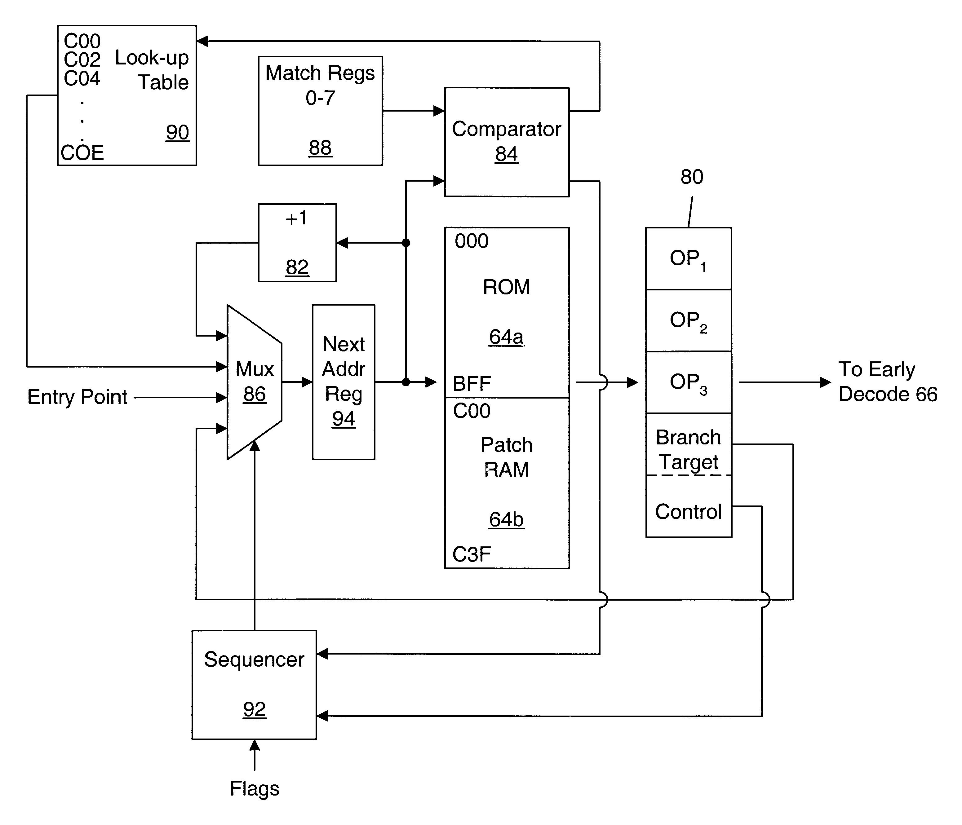patent us6438664 microcode patch device and method for patching rh google co in