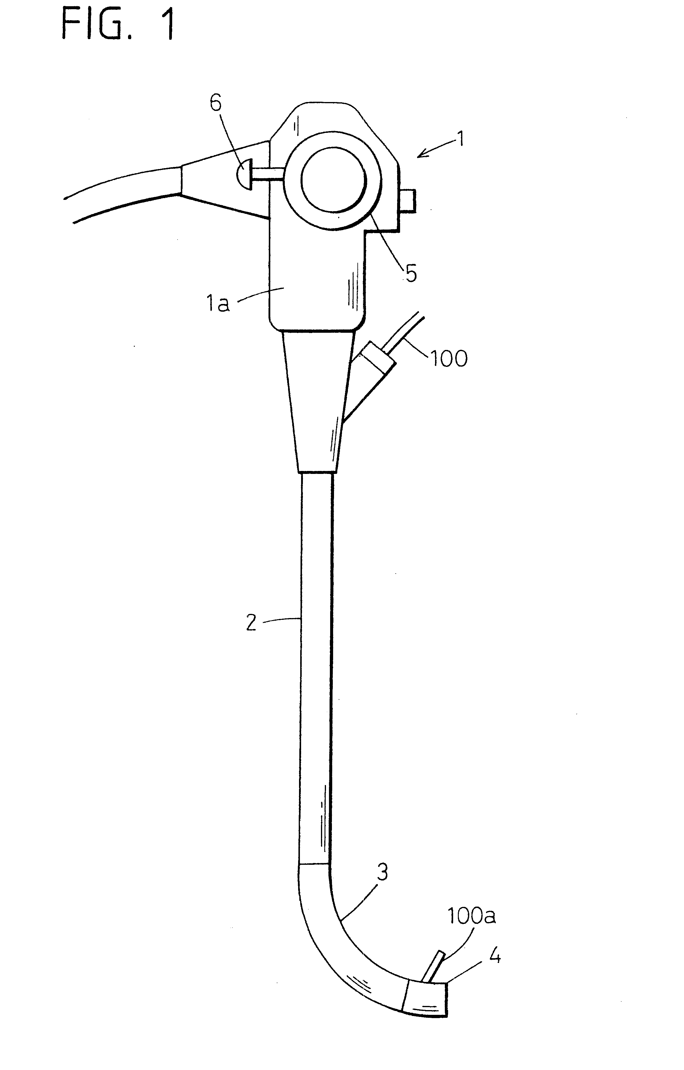 patent us6440062 - control wire driving mechanism for use in endoscope