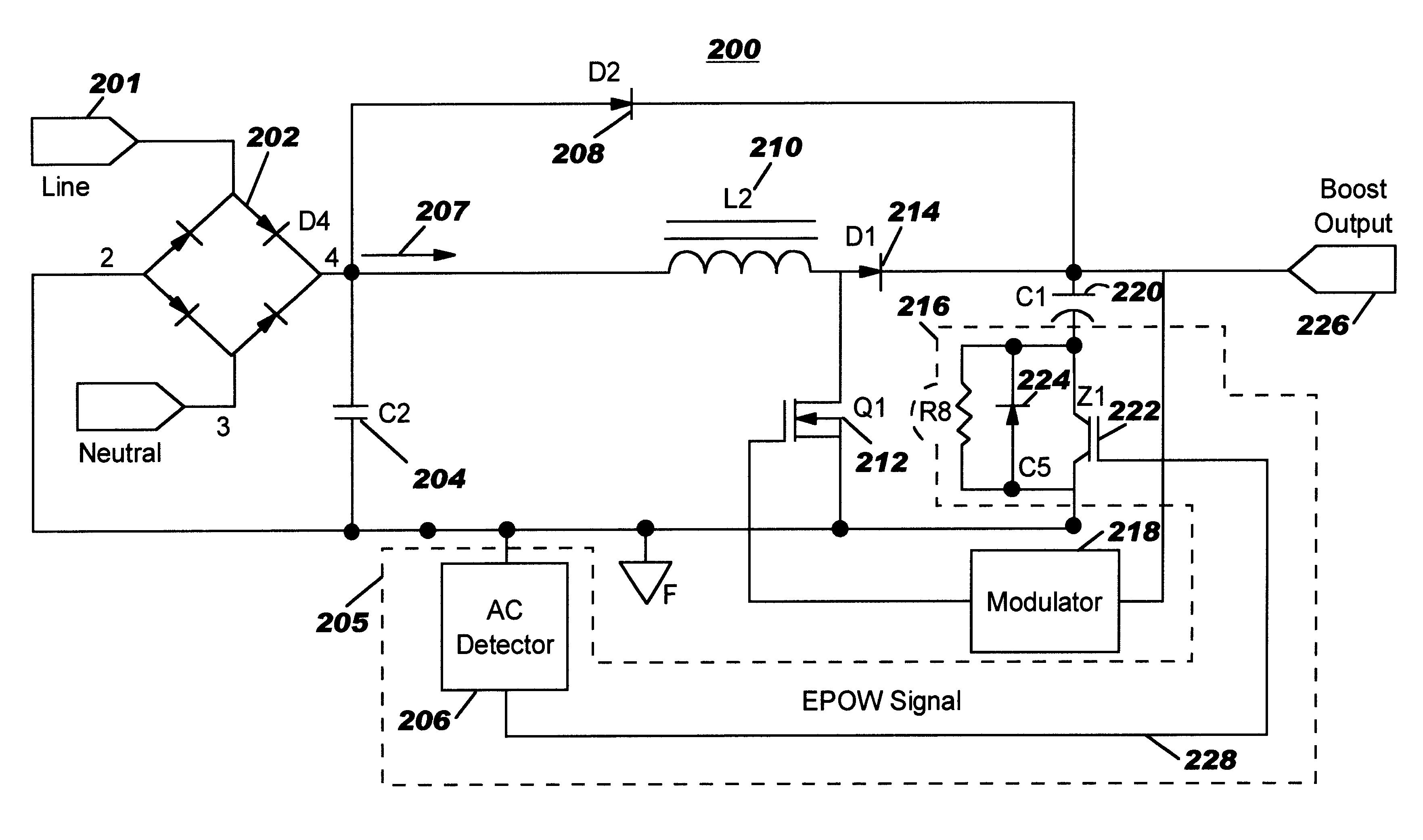 patent us6445165
