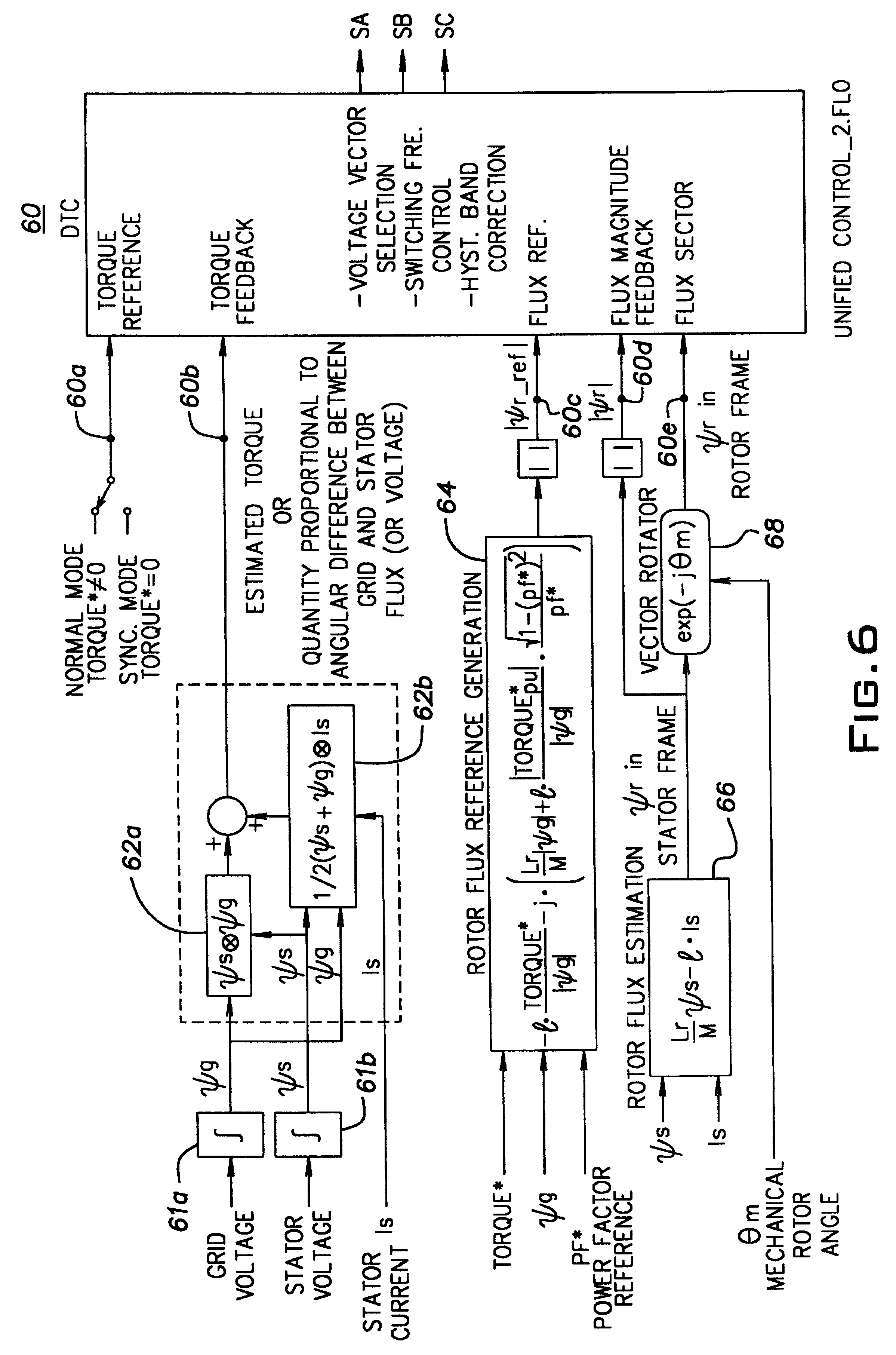 Wiring Diagram Slip Ring Motor Resistance Starter : Patent us controller for a wound rotor slip ring