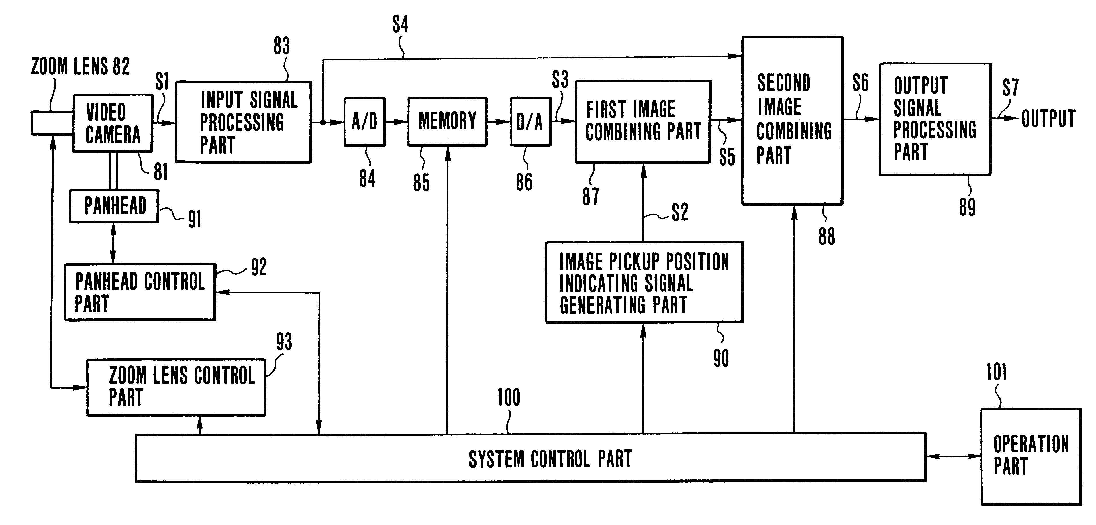 Patent Us6449011 Video Camera System Having Panhead For Use In Circuit Diagram Drawing