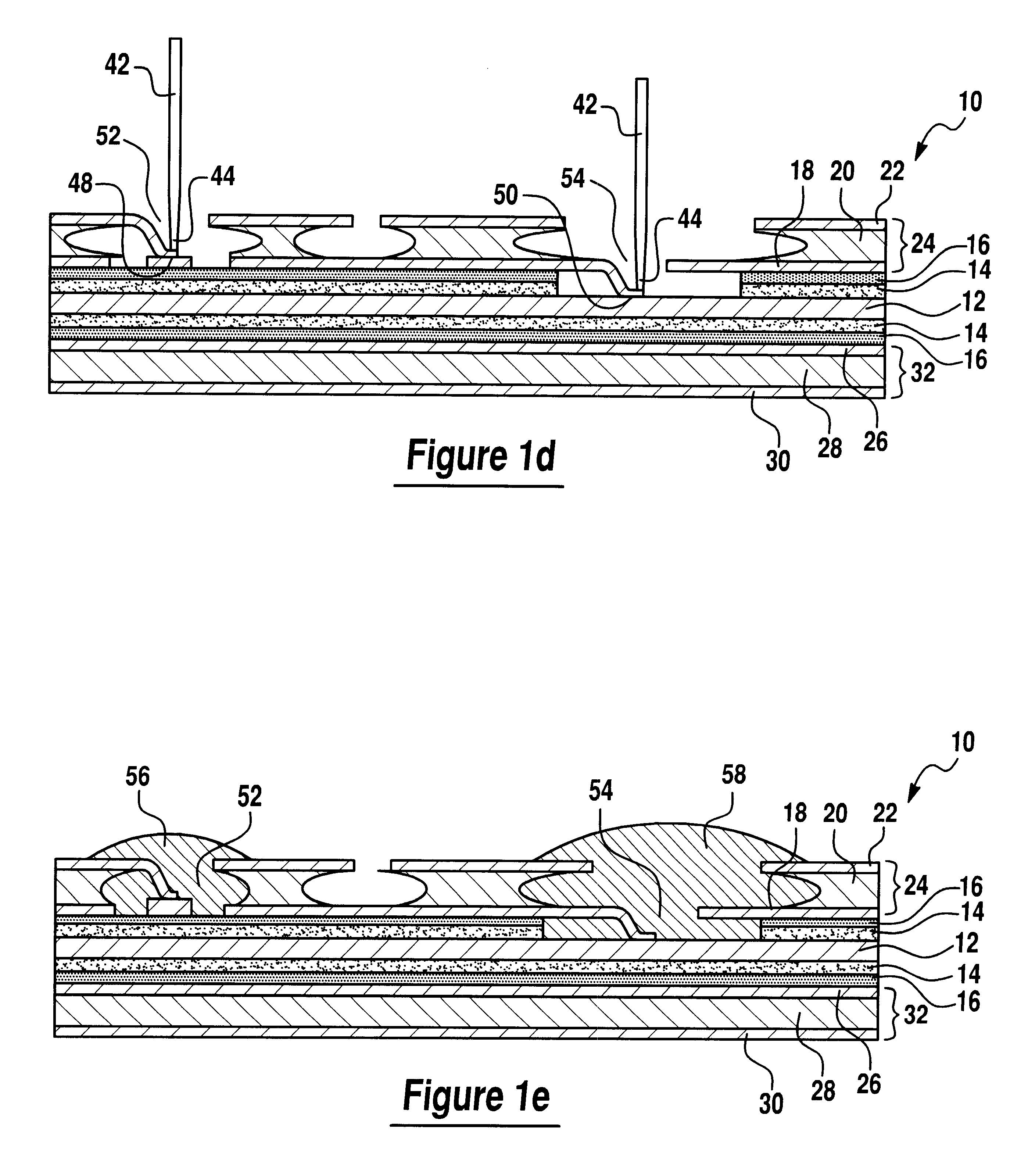 patent us6449839 - electrical circuit board and a method for making the same