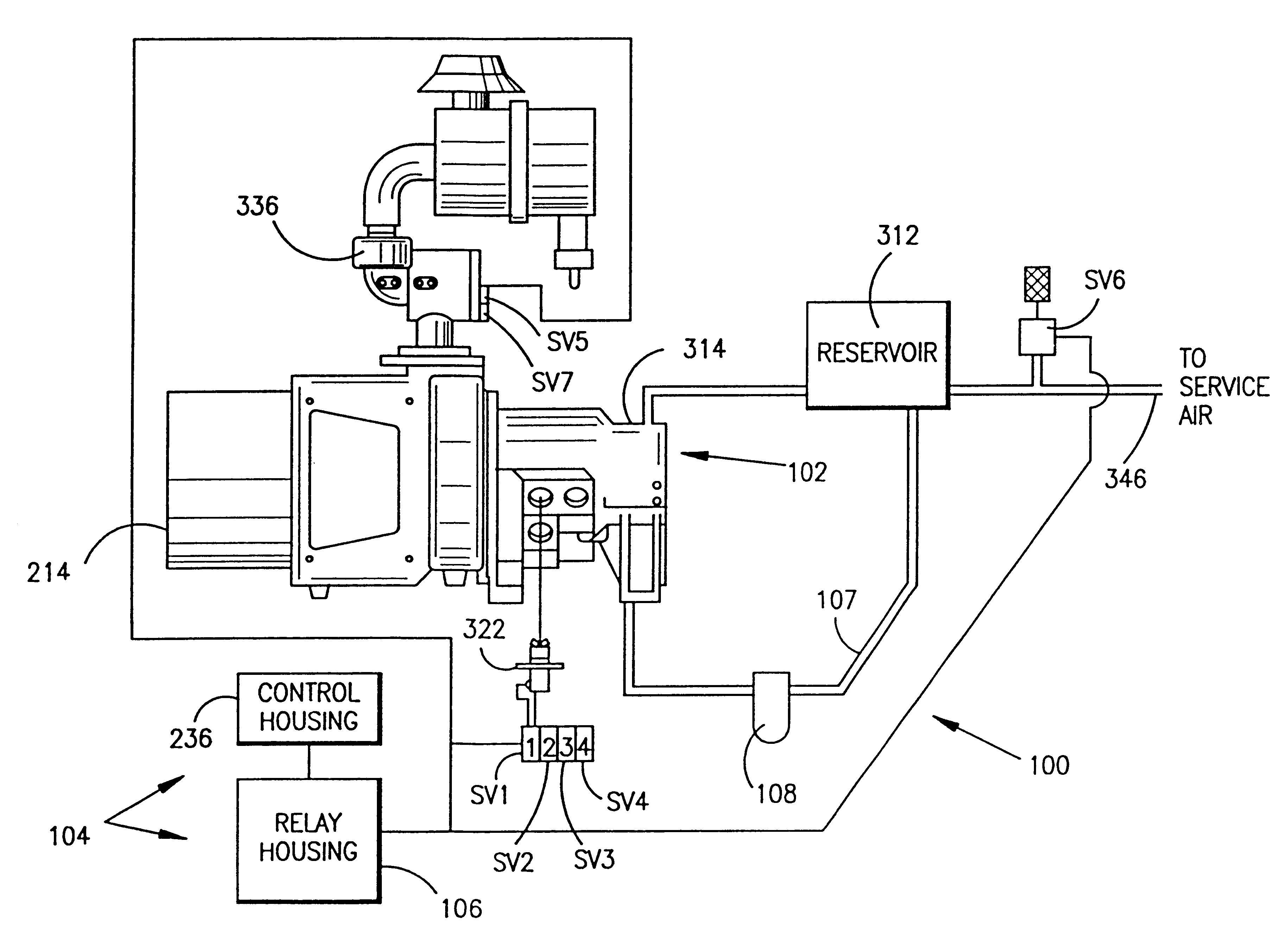 ... Ridgid Air pressor Wiring besides Sullair Parts Diagram also Ingersoll  Rand 185 Cfm Air pressor Wiring