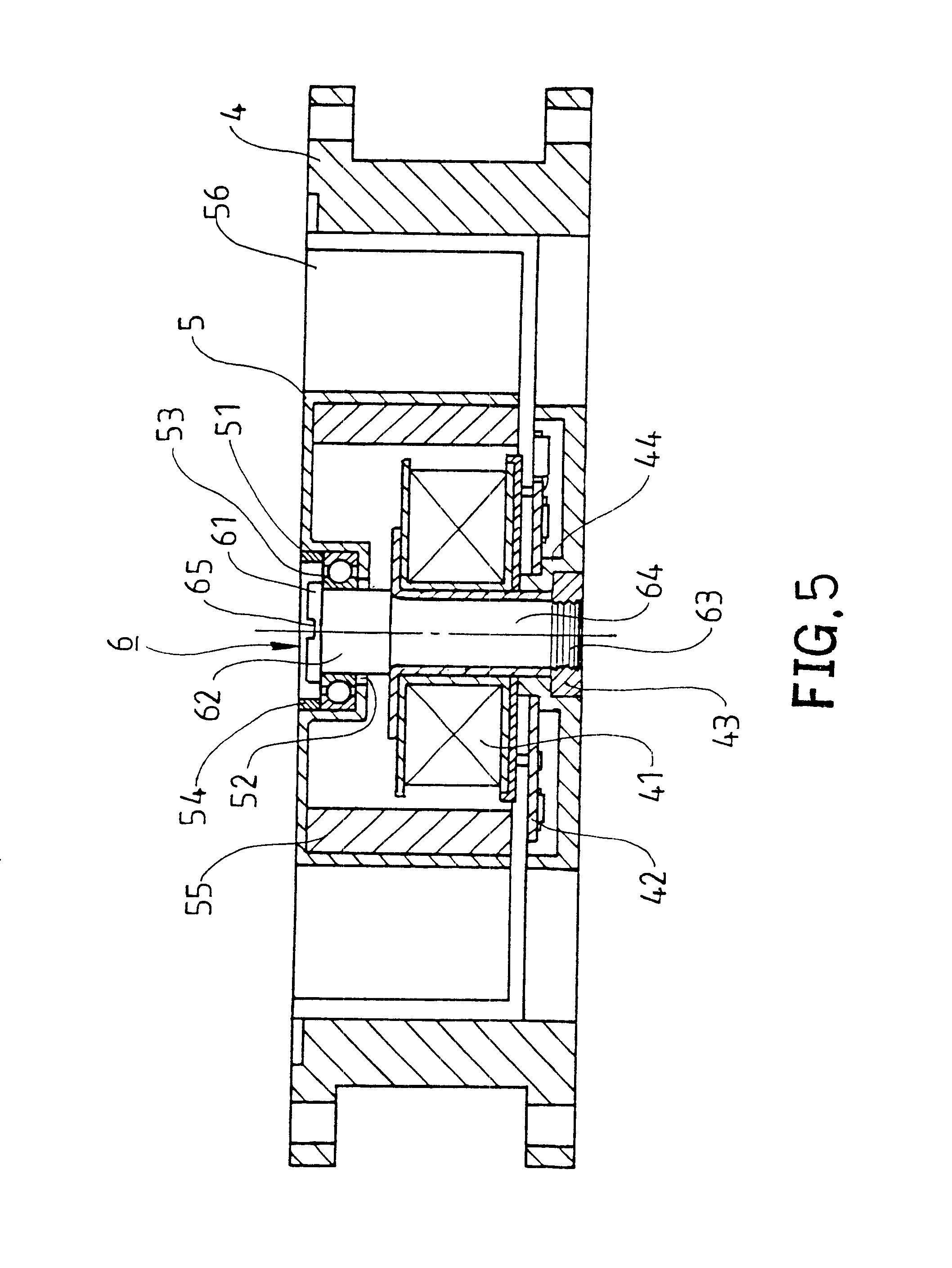 Patent Us6462441 Rotor Assembly Of Brushless Direct