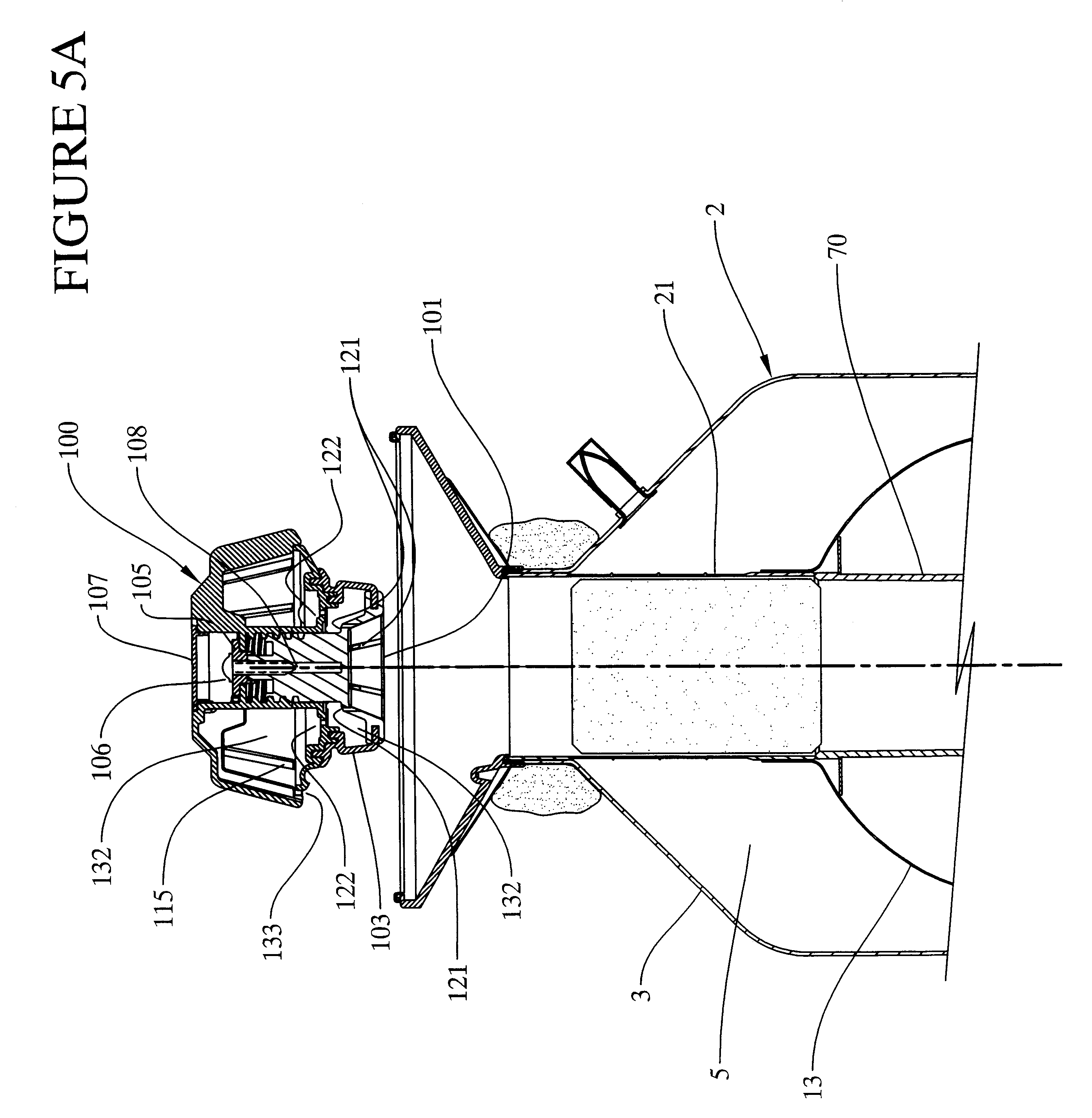 US06467642 20021022 D00005 patent us6467642 cryogenic shipping container google patents