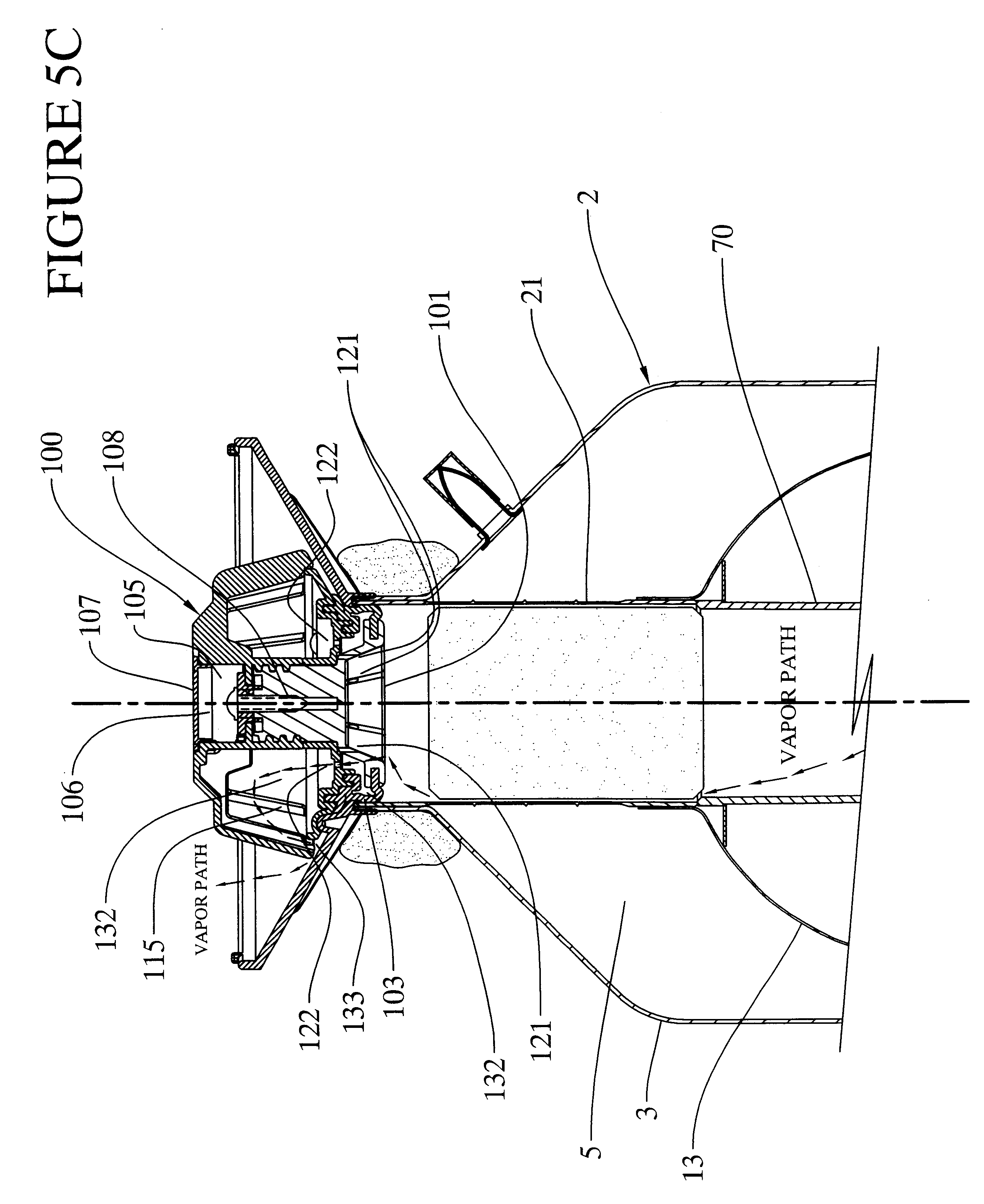 US06467642 20021022 D00007 patent us6467642 cryogenic shipping container google patents
