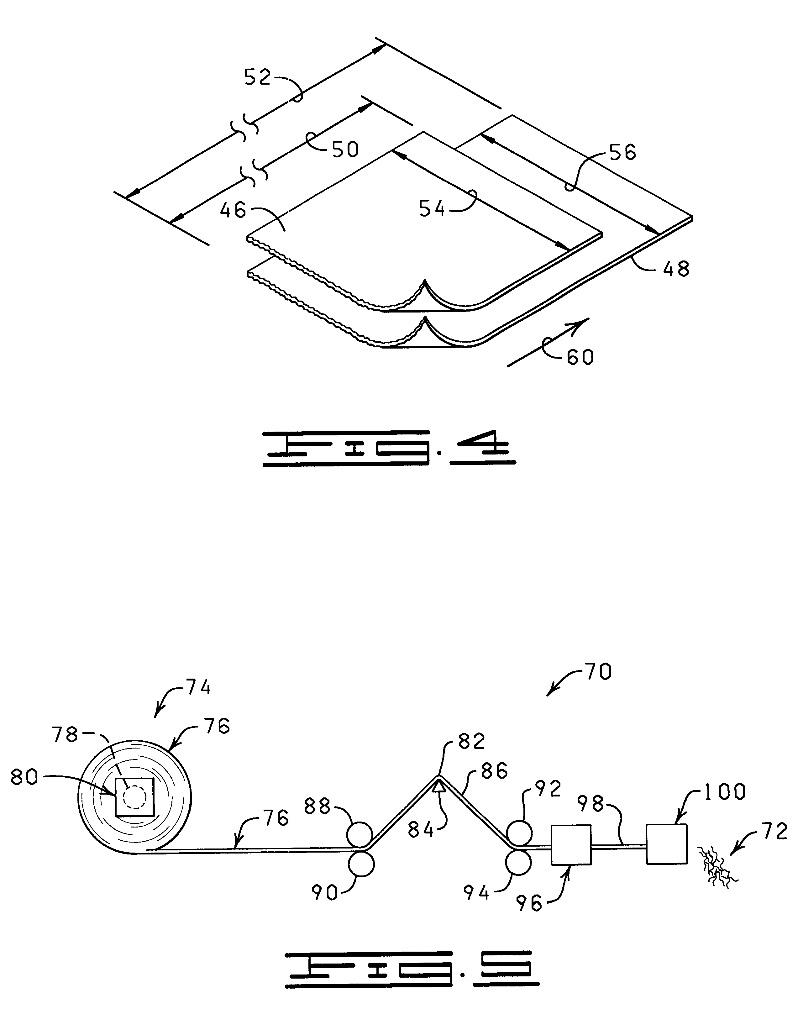 Patent US6468196 - Synthetic decorative grass simulating ...
