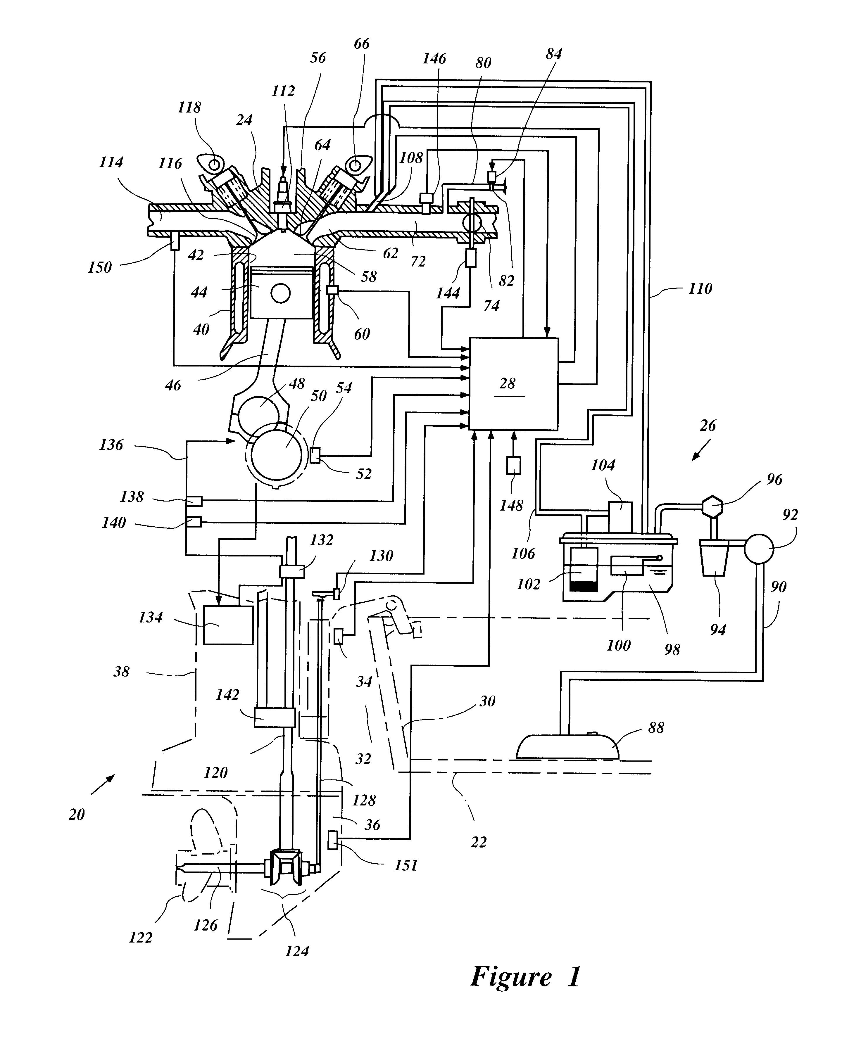 Brevet US6474298 - Idle speed control valve control system