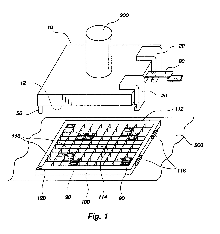 patent us6476629