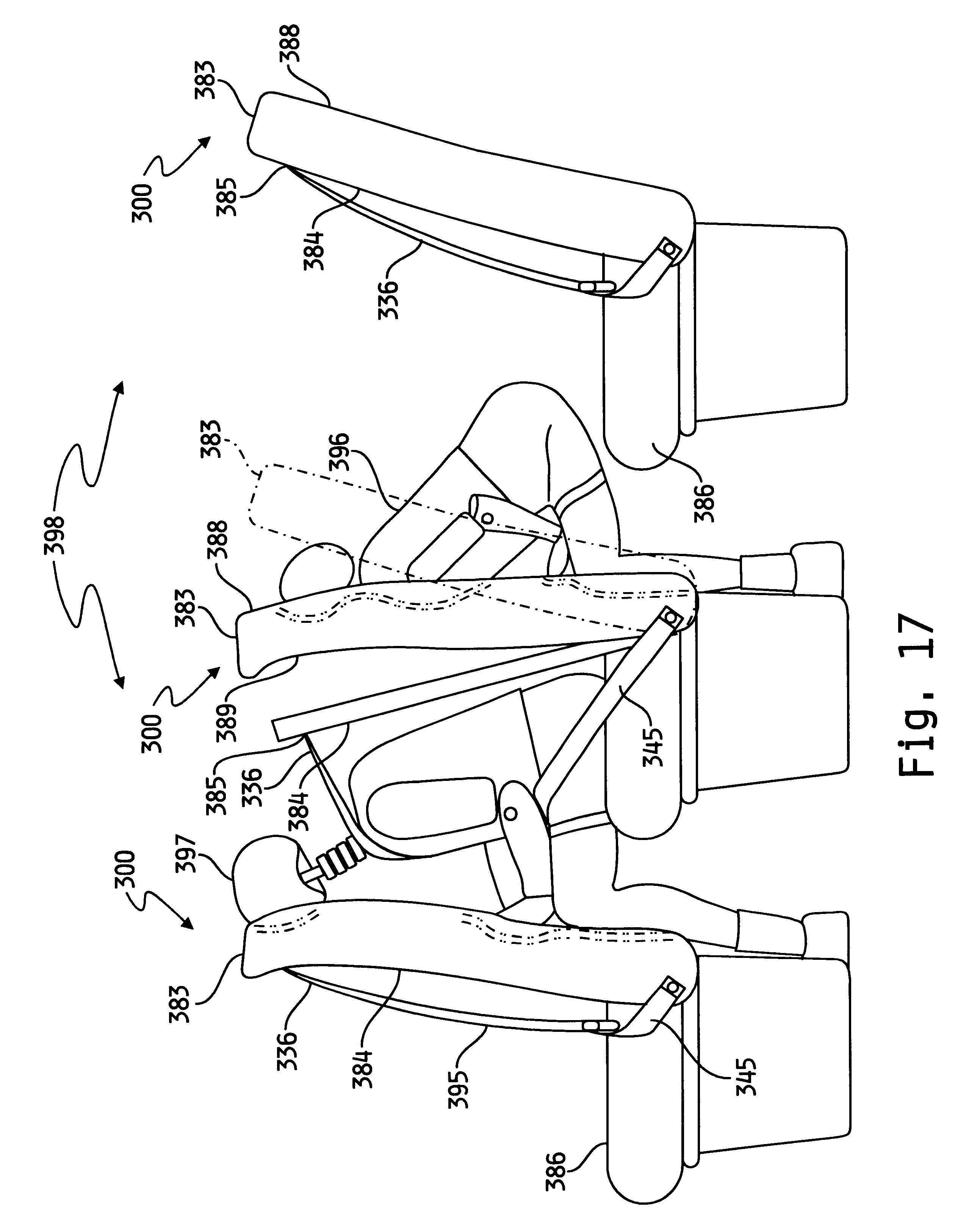 Patent Us6485098 Restraint System For A School Bus Seat Google Keyboard Matrix Wiring Diagram Drawing