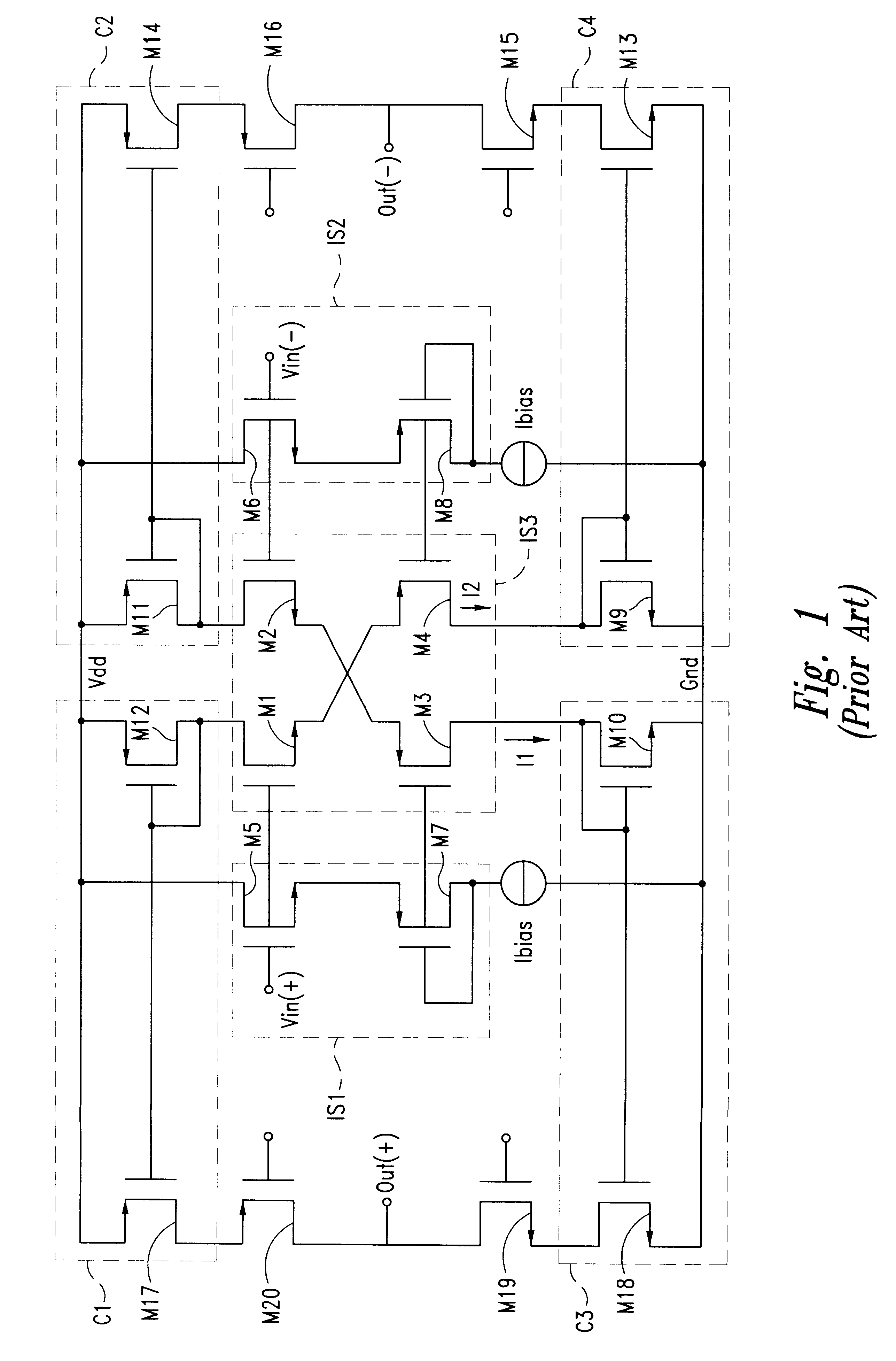 Fig 6 Equivalent Circuit Of The Resistancecoupled Amplifier In Fig