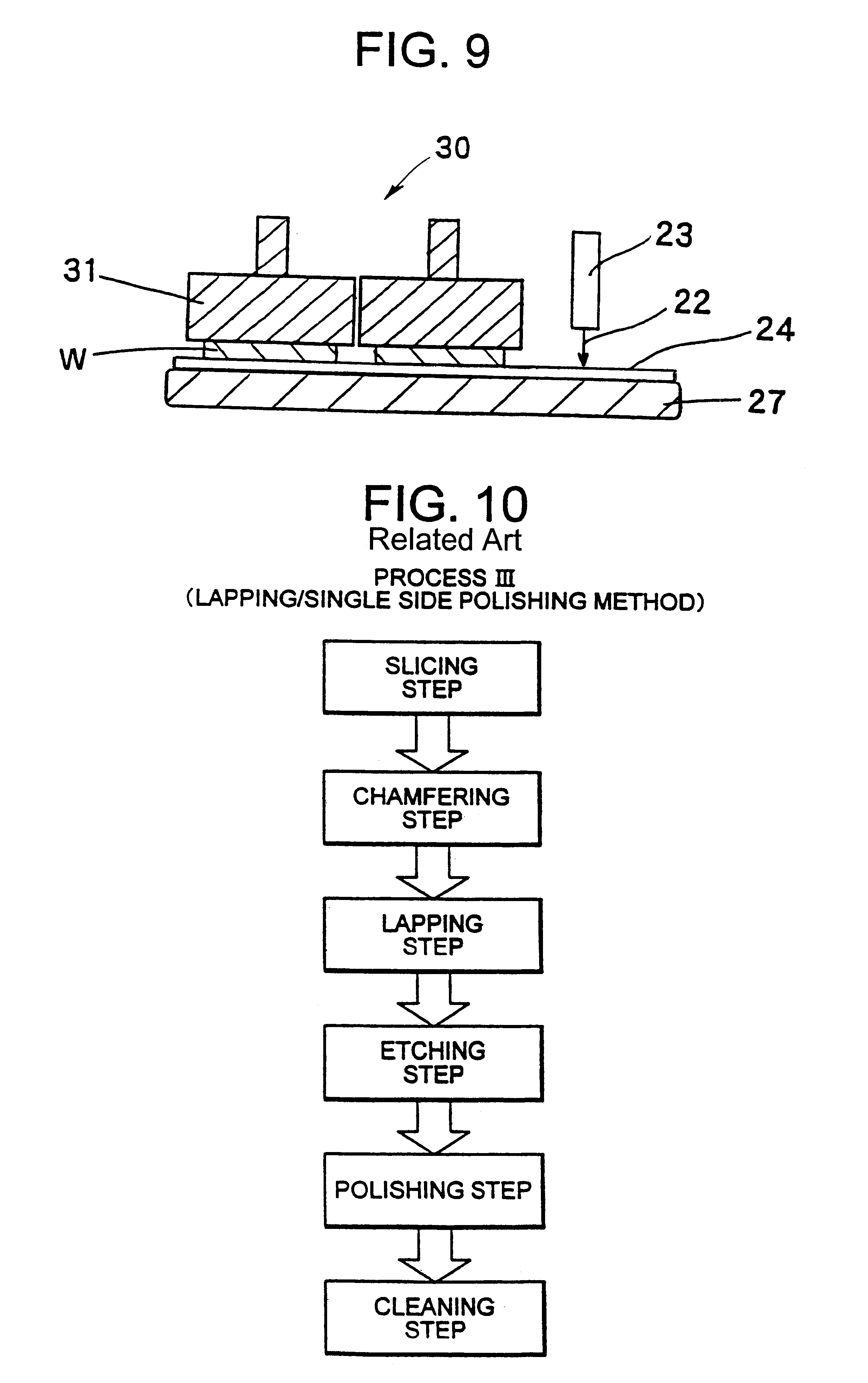 Patent Us6491836 Semiconductor Wafer And Production Method Ebara Pumps Wire Diagram Drawing