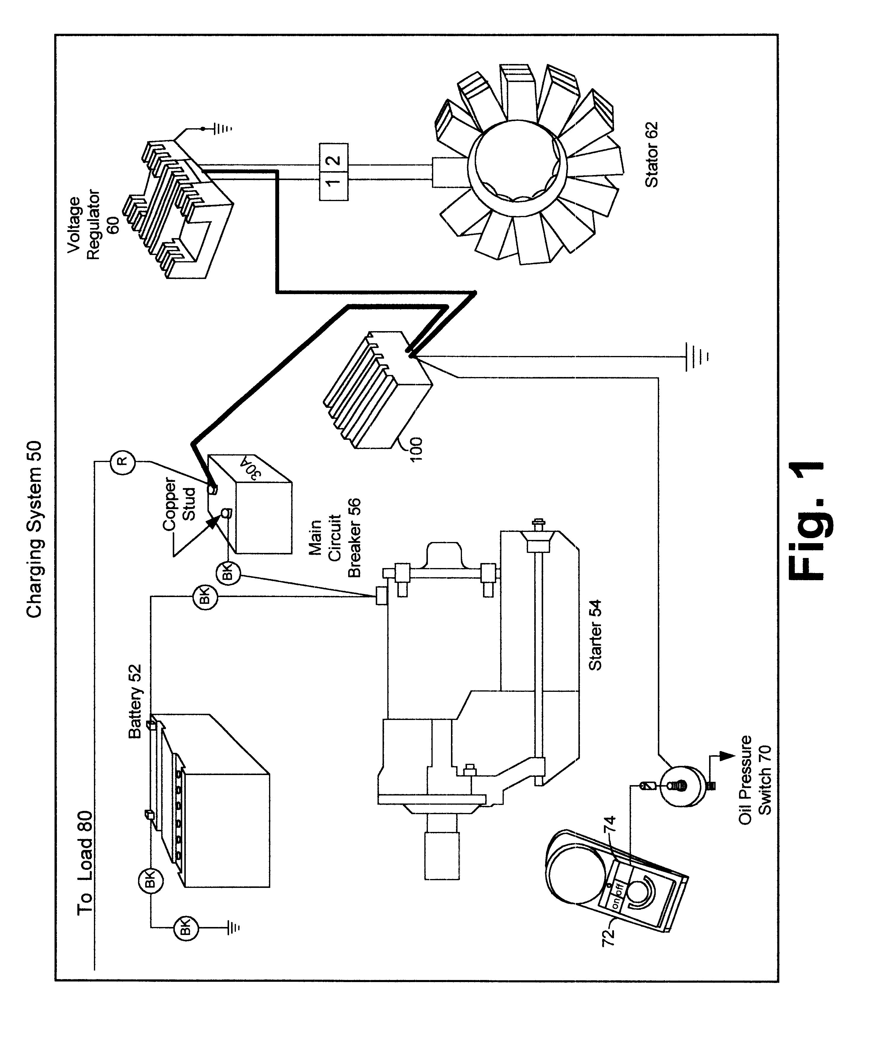 Harley Davidson Charging System Diagram Solution Of Your Wiring Evolution Engine Patentimages Storage Googleapis Com Us6496109b1 Us Rh Stardrop Store Evo