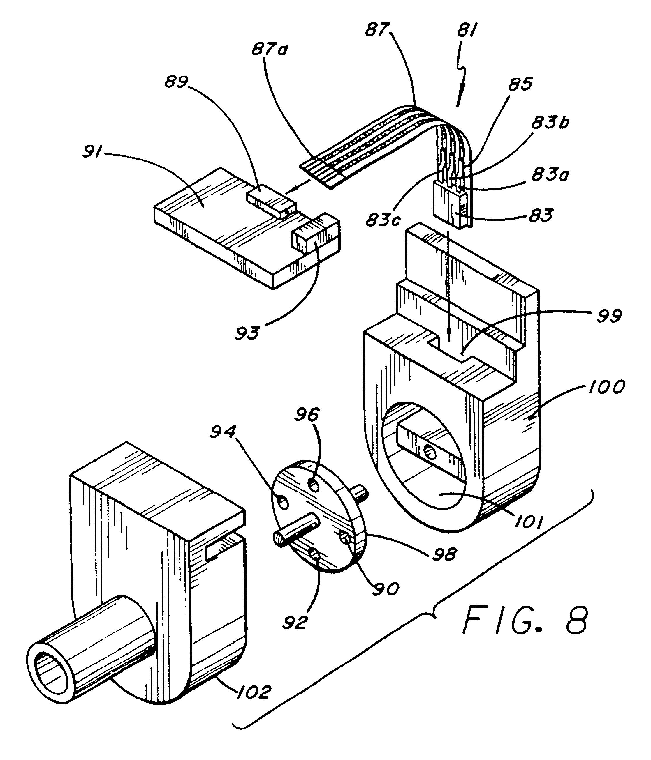 patent us6497035 - hall position sensor