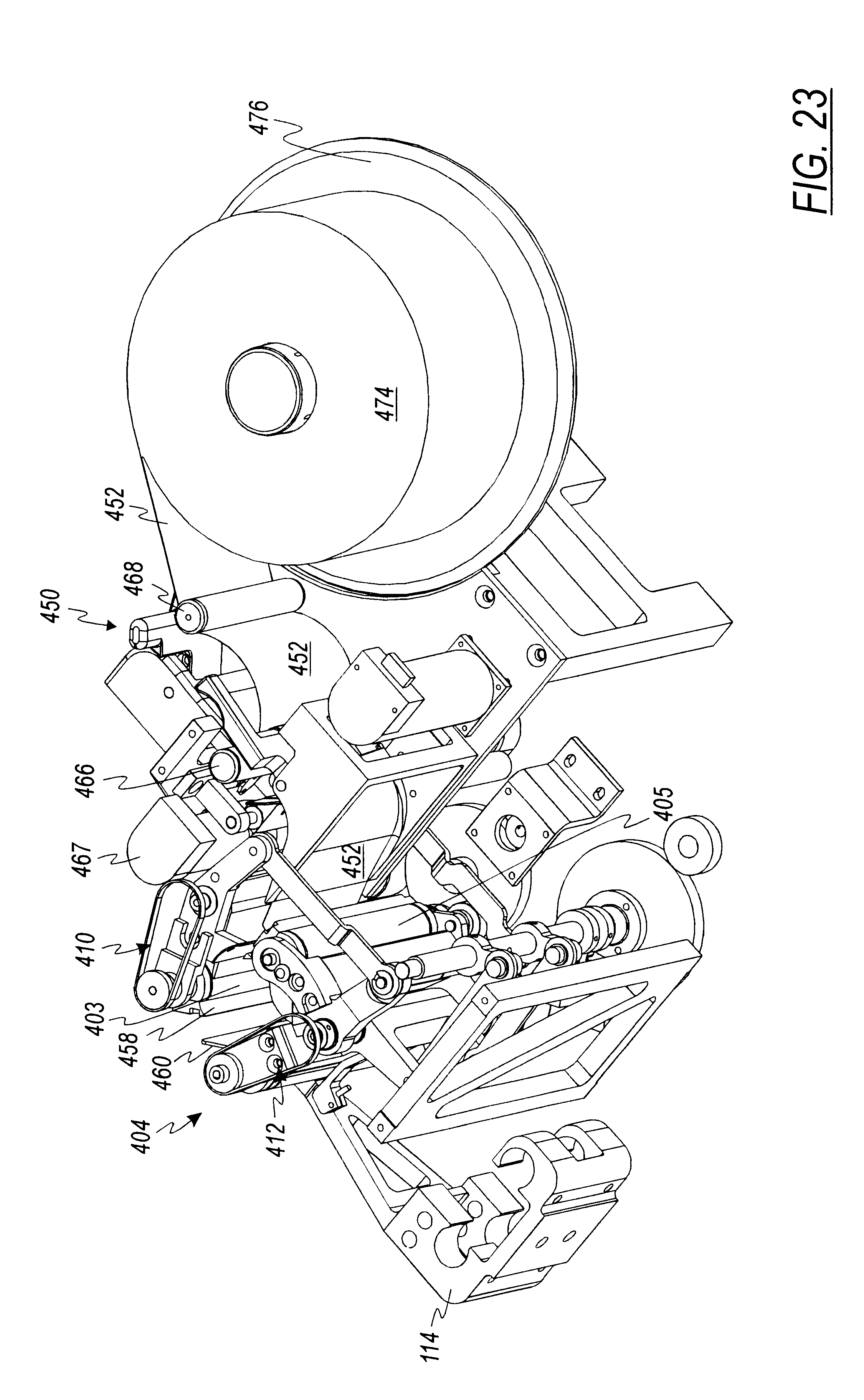 Patent Us6499277 Coin Wrapper Google Patents Sears Suburban 15 Tractor Wiring Diagram Drawing