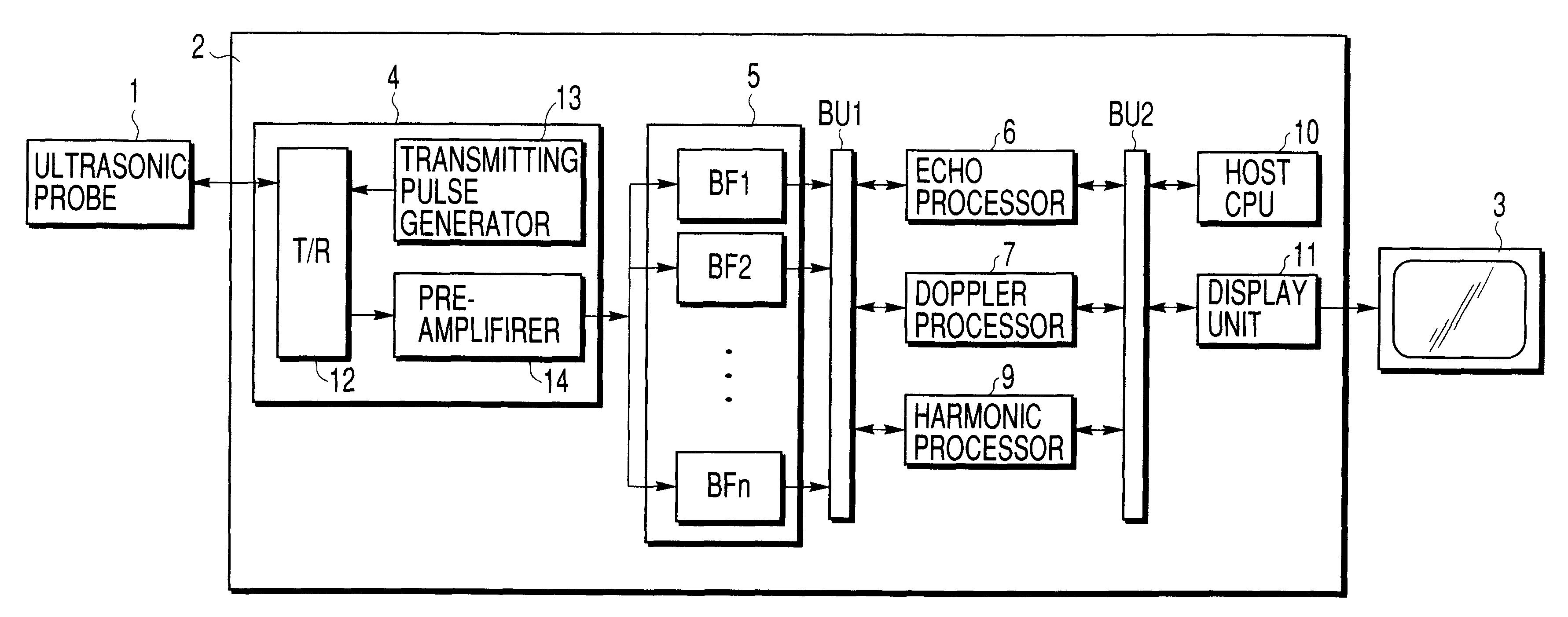 Patent US6506158 - Ultrasonic diagnosis apparatus - Google ... on alternator battery wiring connection, light wiring diagram, starter wiring diagram, turbo wiring diagram, fuse wiring diagram, engine wiring diagram, power wiring diagram, alternator battery cable,