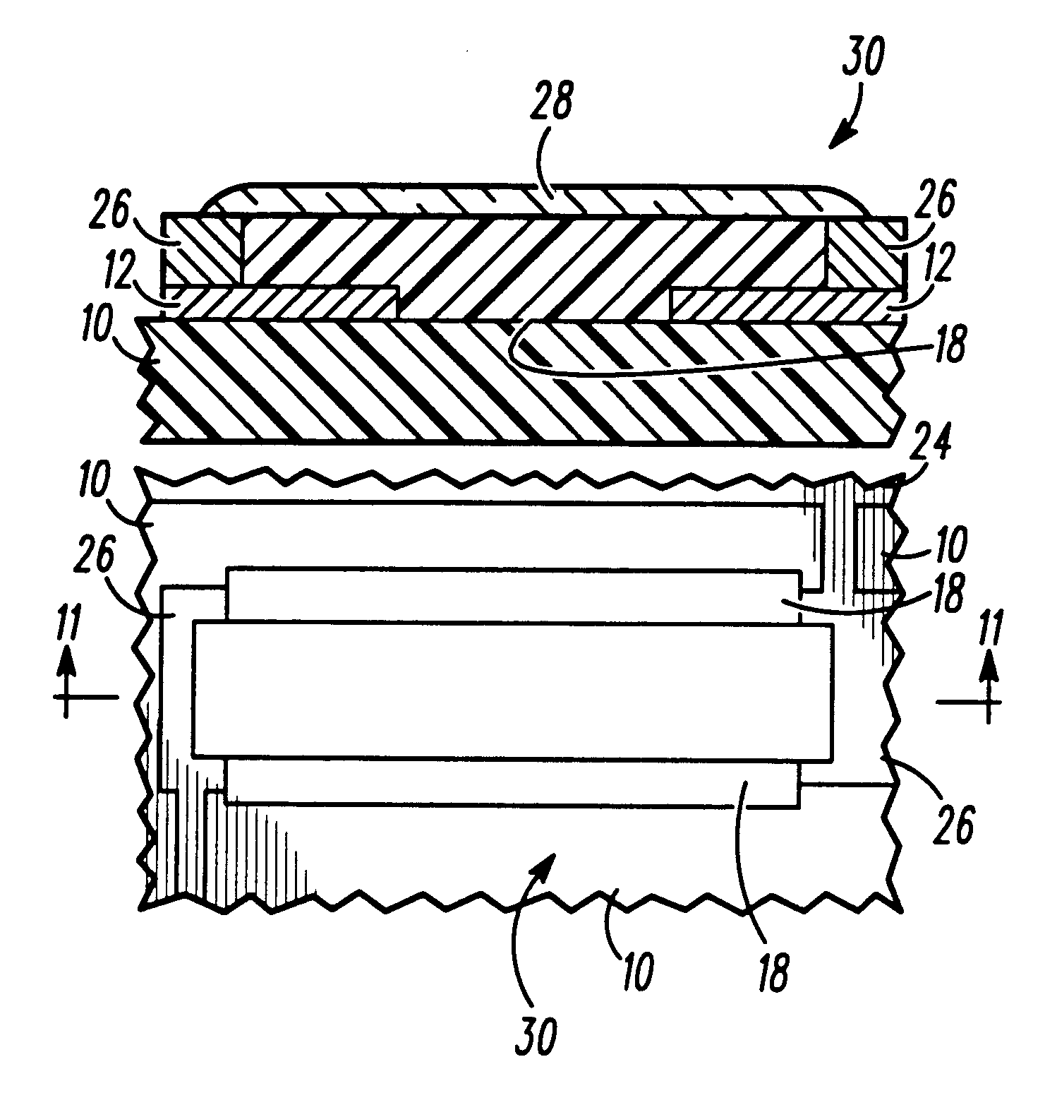 patent us6507993 - polymer thick-film resistor printed on planar circuit board surface