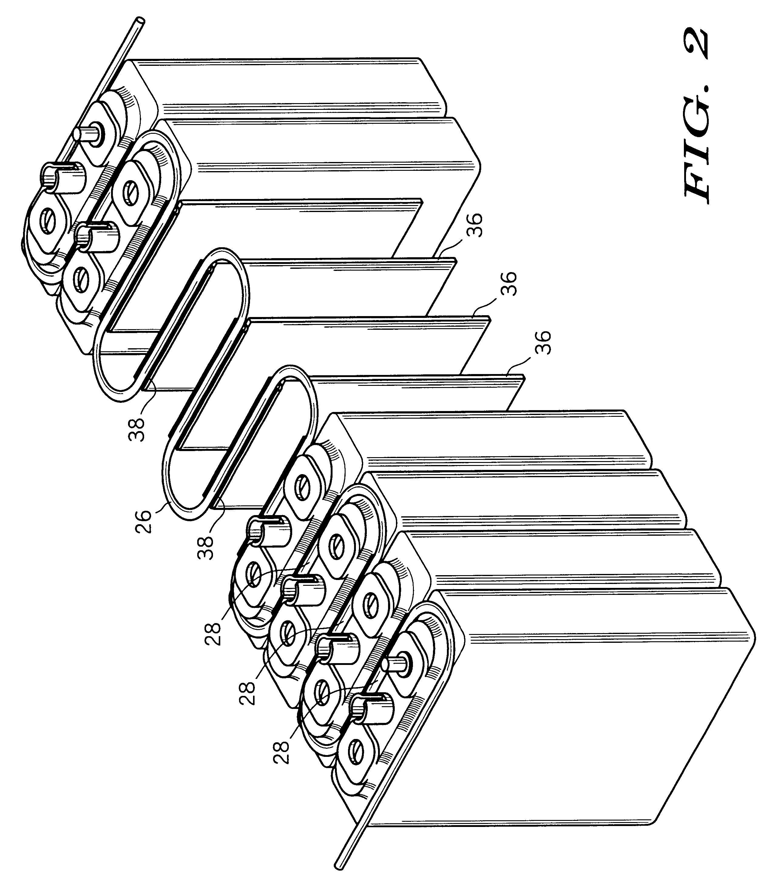 Tesla Motors Images Tesla Model S Larson Sketches: Battery Having An Integral Cooling