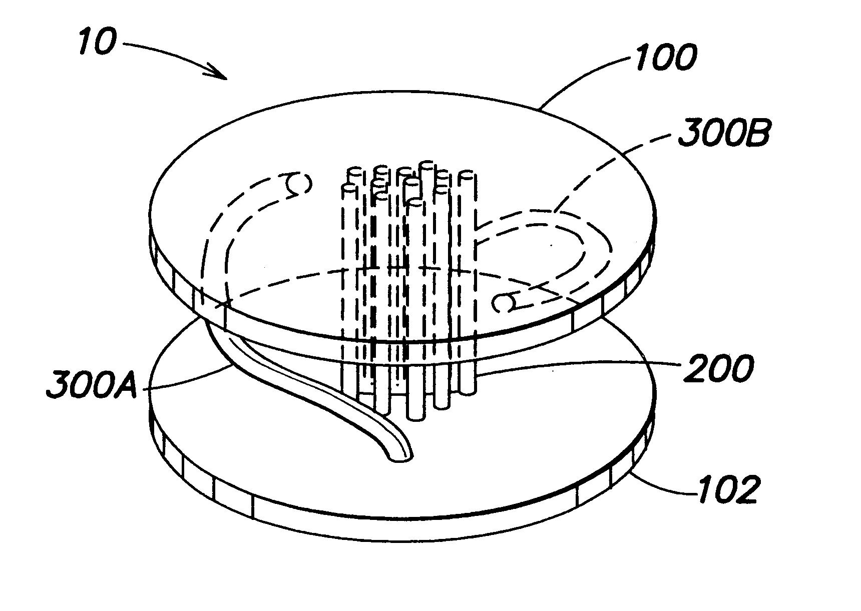 patent us6520996 orthopedic implant patents Braces Ortho Tech patent drawing