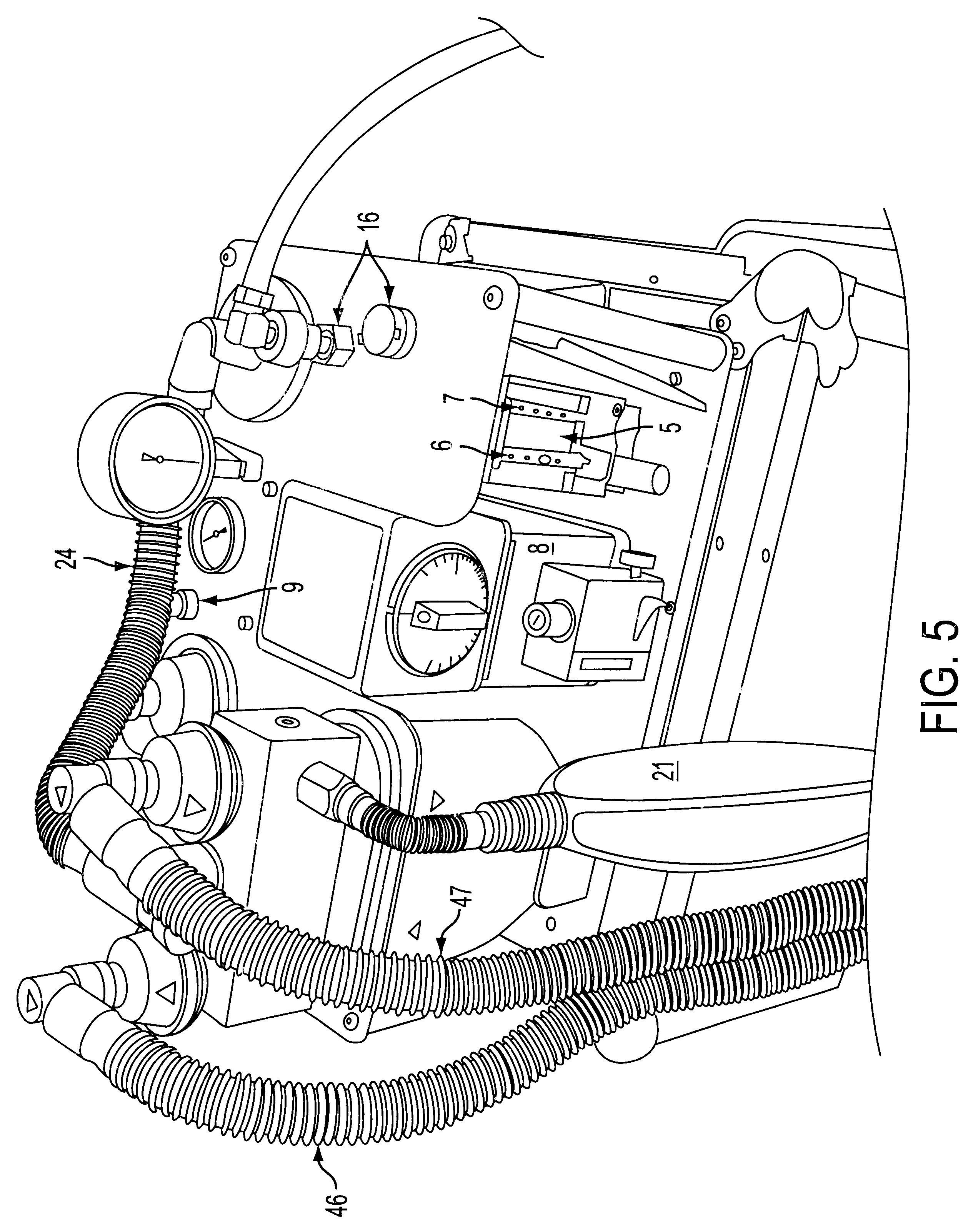 block diagram pulse oximeter box wiring diagram  patent us6536430 portable anesthesia rebreathing system pulse oximetry block diagram pulse oximeter